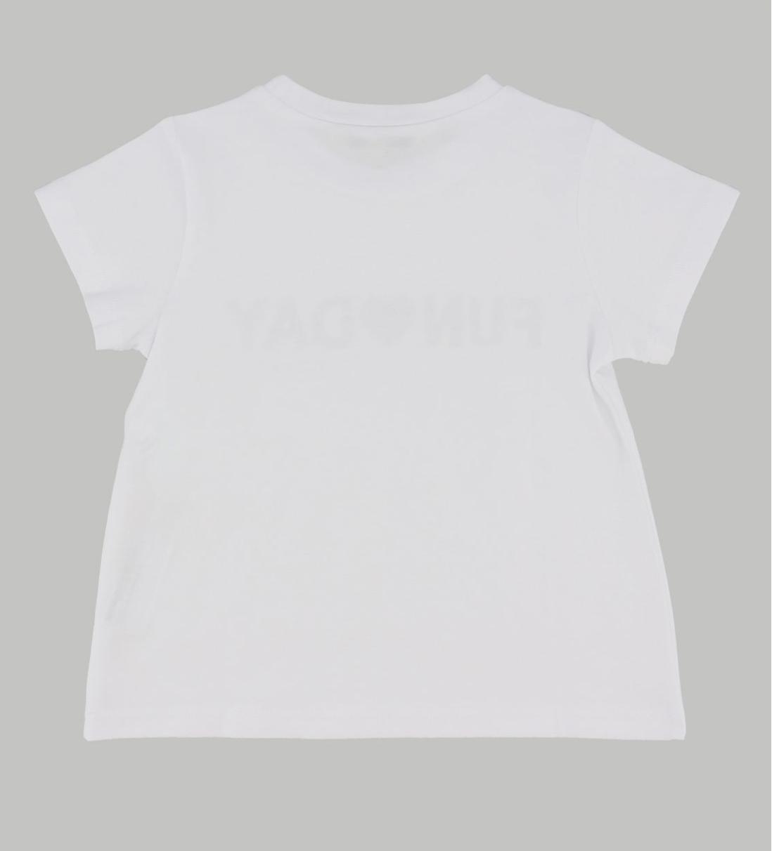 T-shirt Twin set con maxi logo TWIN SET   T-shirt   GB202C4911