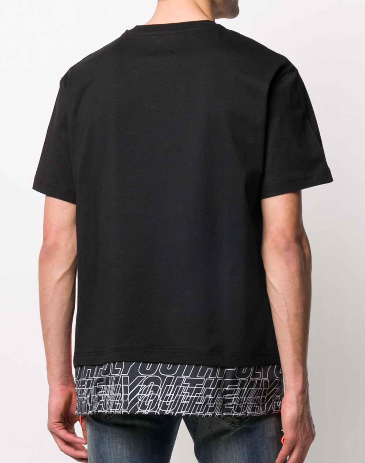 T-shirt a strati Urban by Les Hommes URBAN BY LES HOMMES   T-shirt   UIT1519001