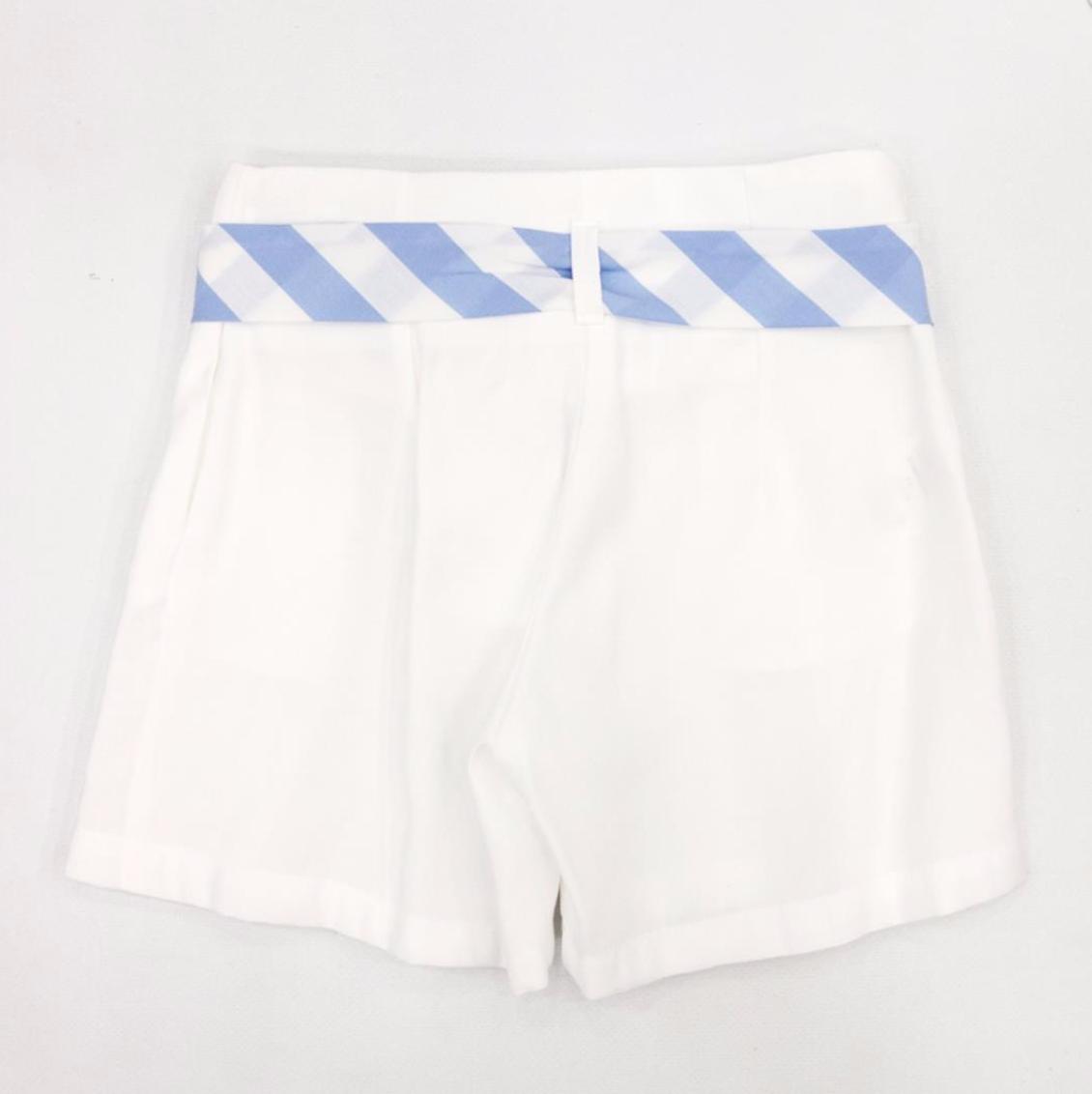 Bermuda bianco Vicolo VICOLO | Pantalone | P0192BA