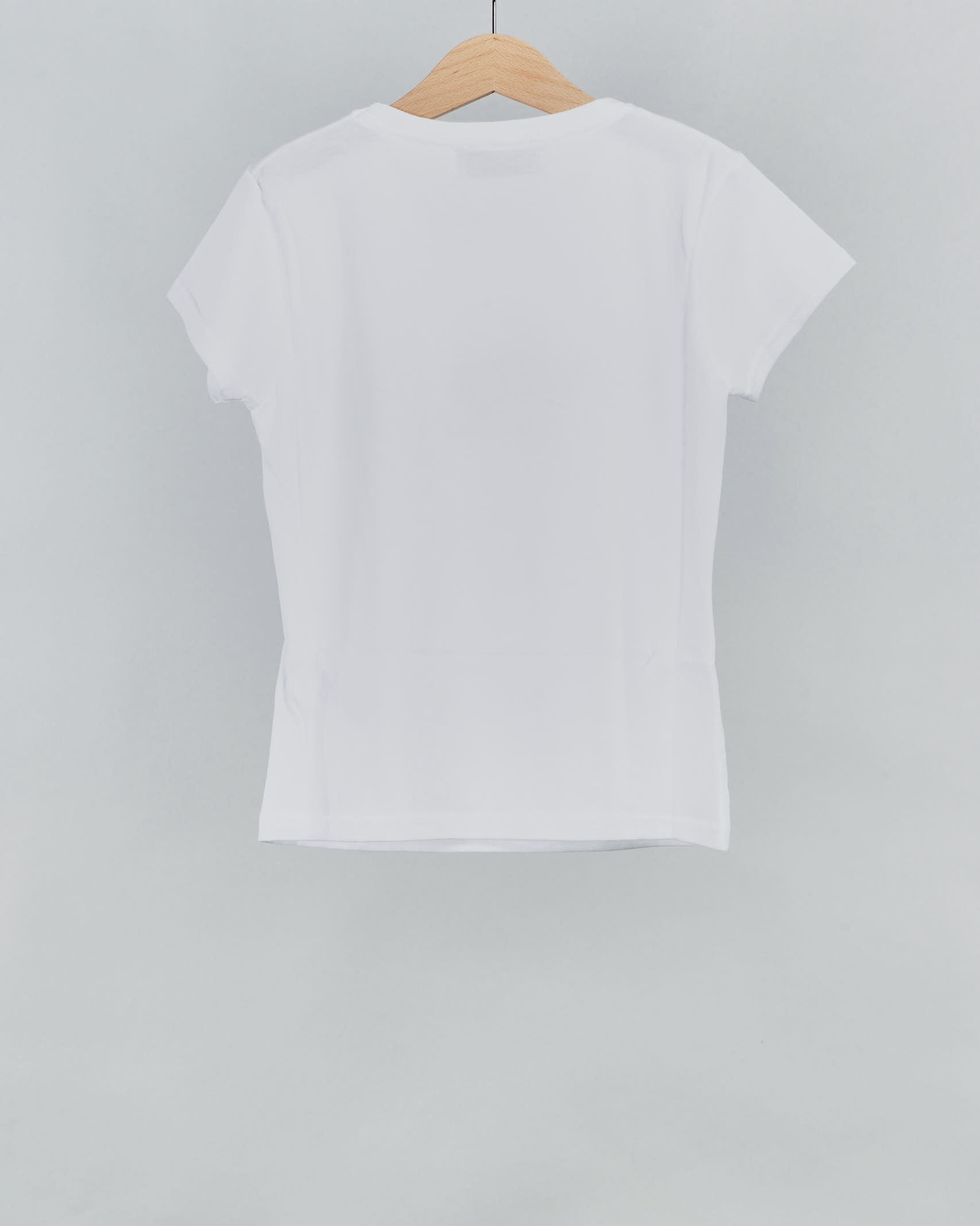 T-shirt basic con stampa logo Aniye By Girl ANIYE BY GIRL | T-shirt | 115031680