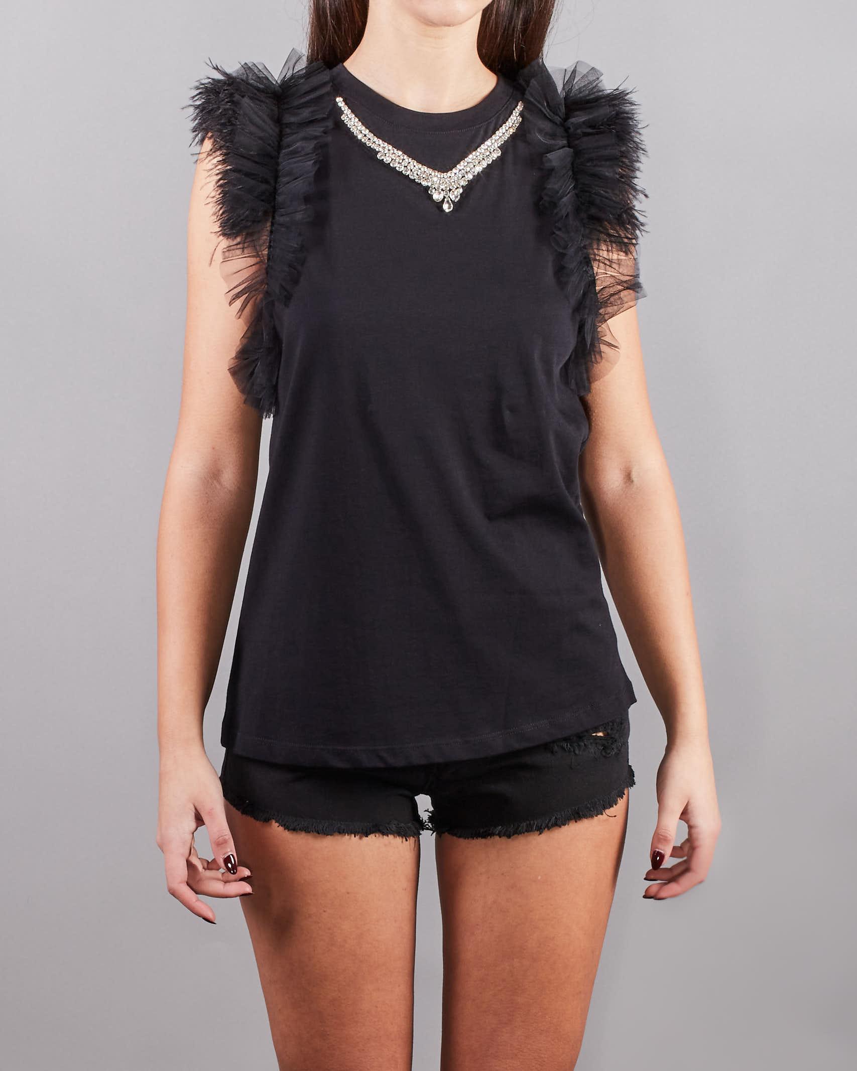 T-shirt Jewel Ker Aniye By ANIYE BY | T-shirt | 1856352