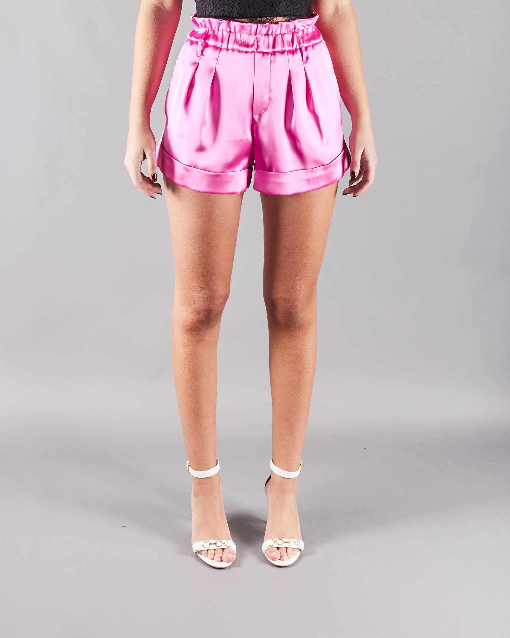 Short in raso Kate Aniye By ANIYE BY   Shorts   18574821