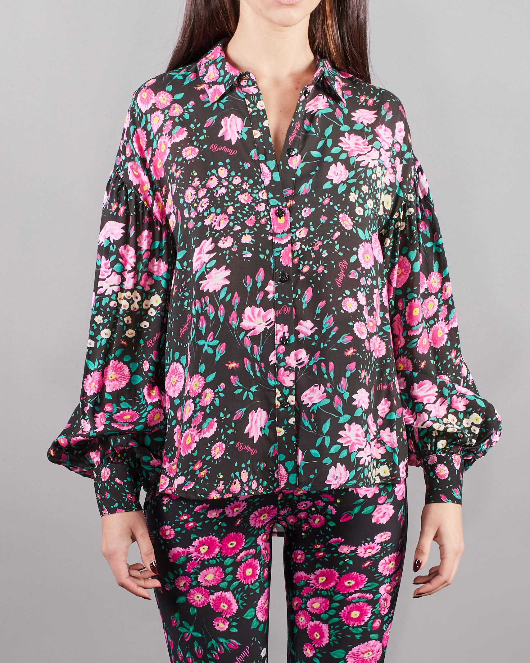 Camicia stampa floreale Aniye By ANIYE BY | Camicia | 1857652025