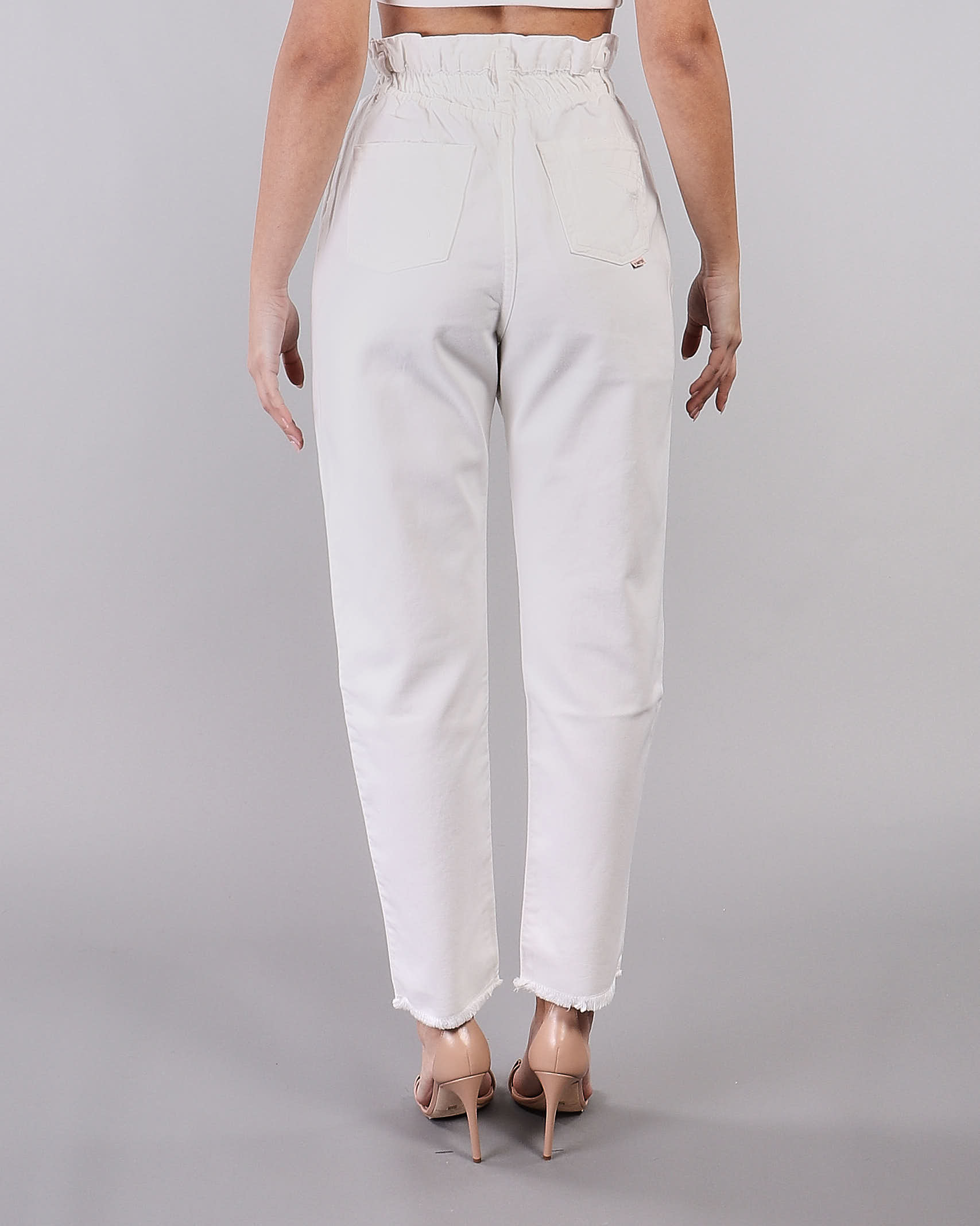 Jeans Ruffle Aniye By ANIYE BY | Pantalone | 1858101
