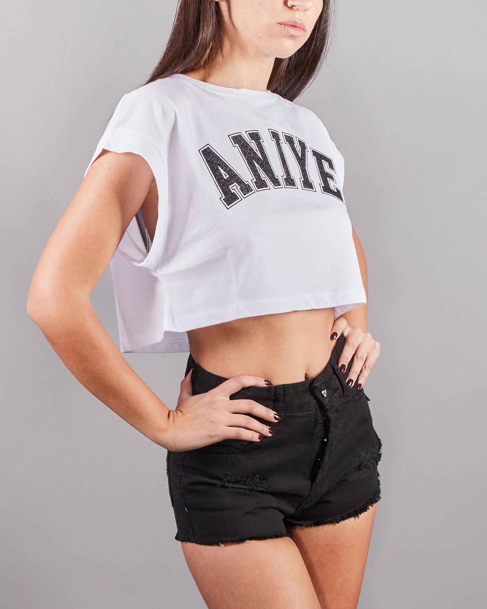 T-shirt corta con stampa Aniye By ANIYE BY   T-shirt   1858131