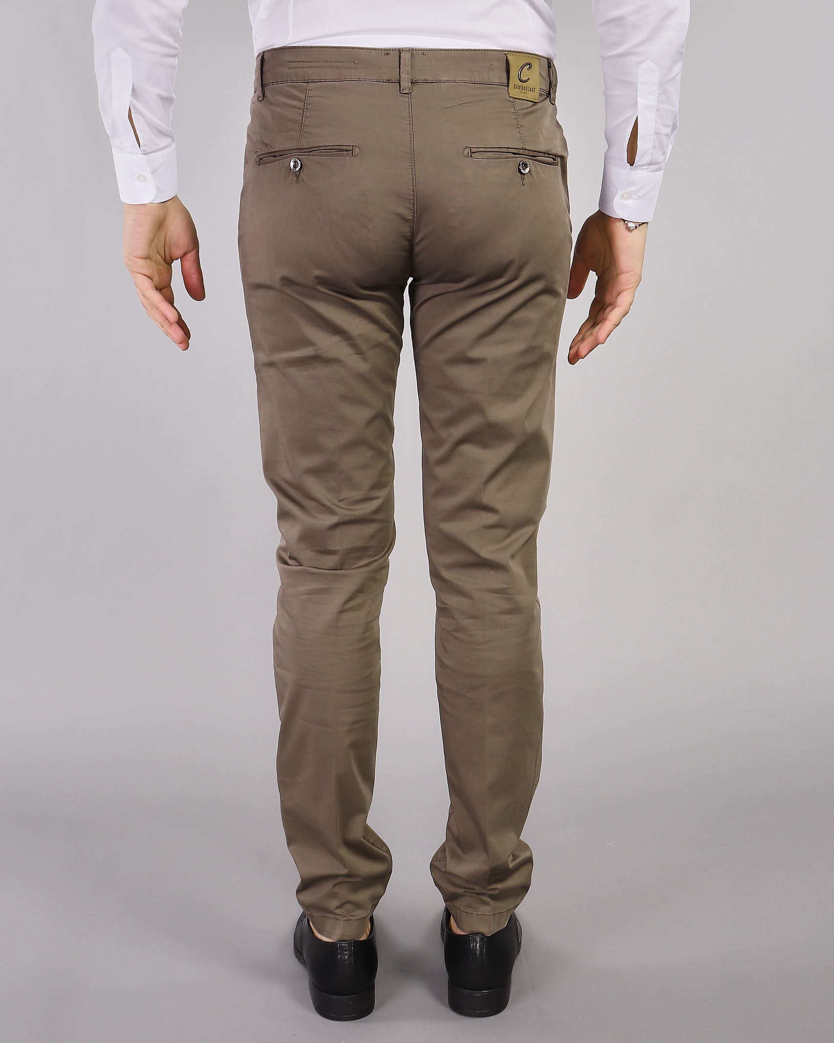 Pantalone tasca america in cotone Camouflage CAMOUFLAGE   Pantalone   CHINOSREY781