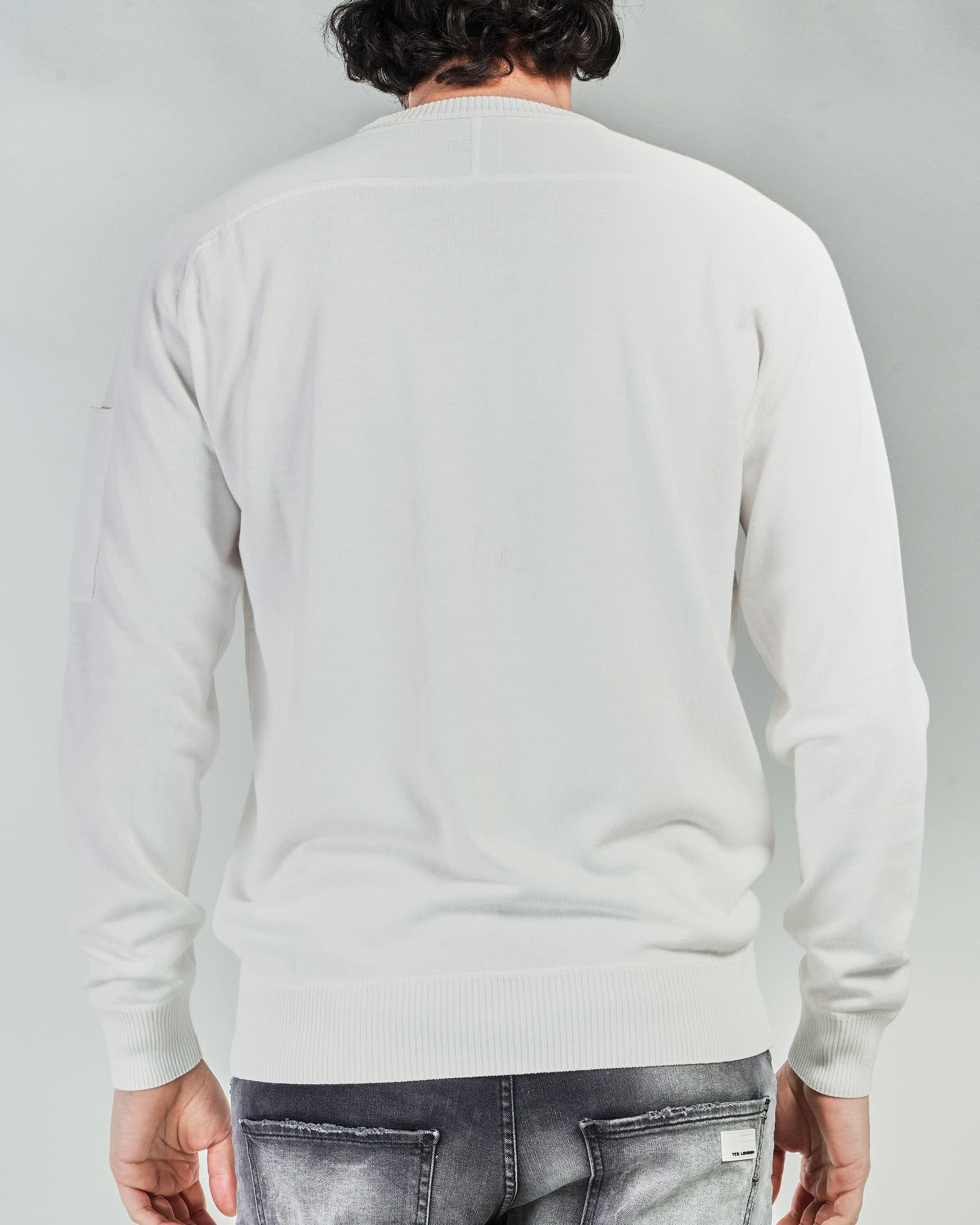 Maglia cotton Crepe Garment Dyed C.P. Company C.P. COMPANY | Maglia | 10CMKN278A004128G103