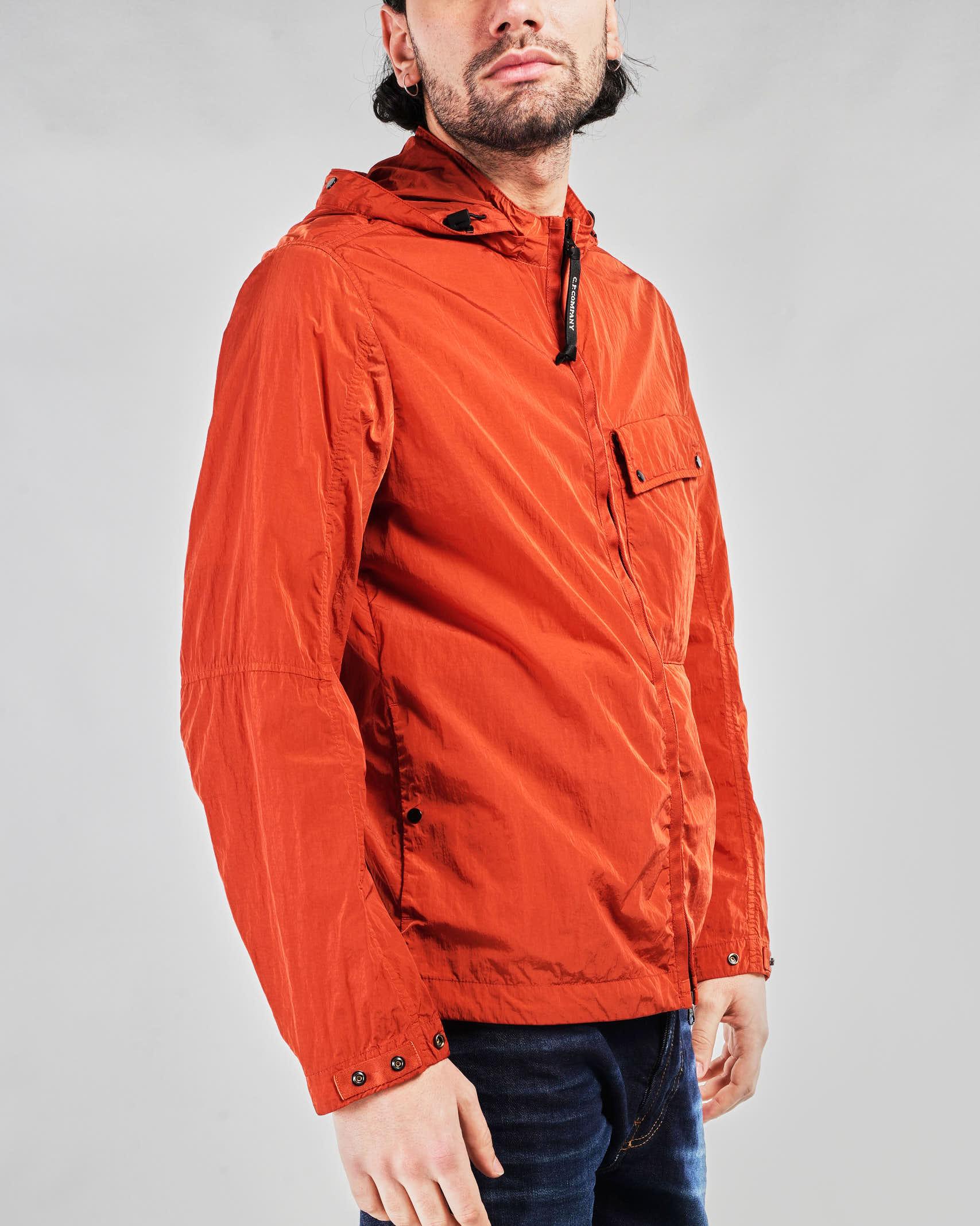 Giubbotto Chrome-R Mixed Garment Dyed Goggle Overshirt C.P. Company C.P. COMPANY | Giubbotto | 10CMOS026A005904M468