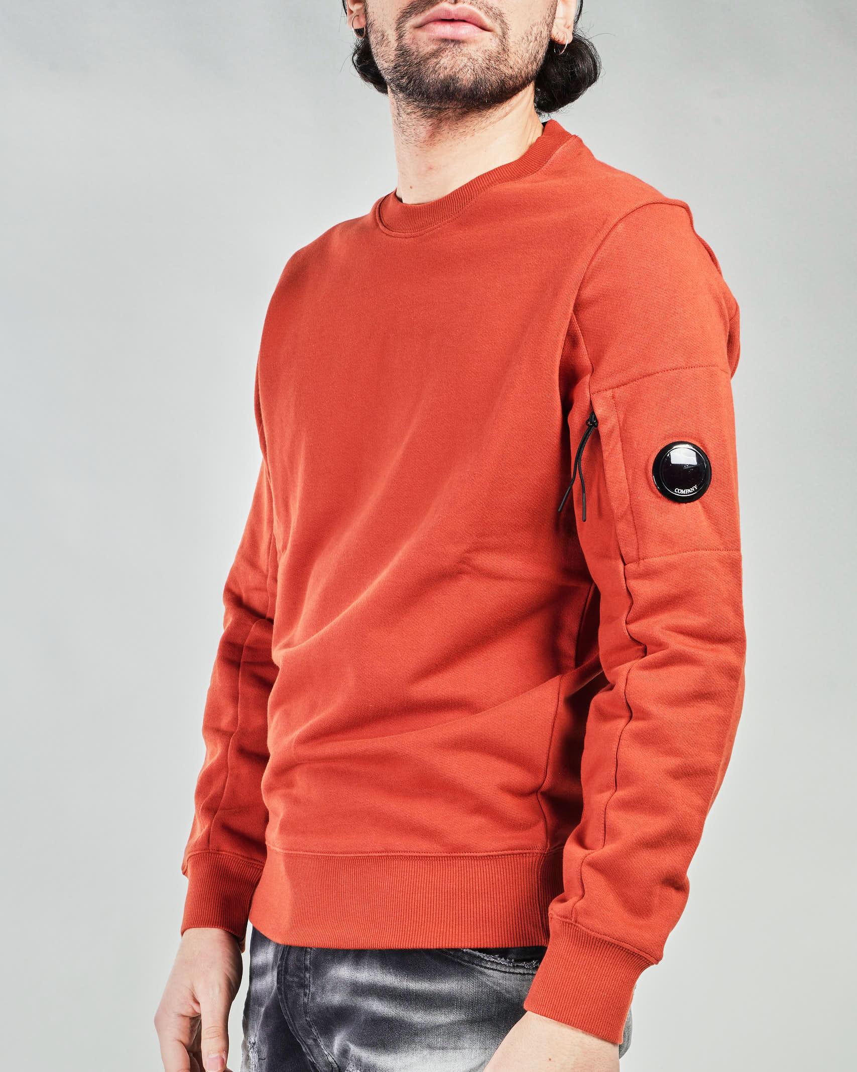 Felpa Diagonal Raised Fleece C.P. Company C.P. COMPANY | Felpa | 10CMSS045A005086W468