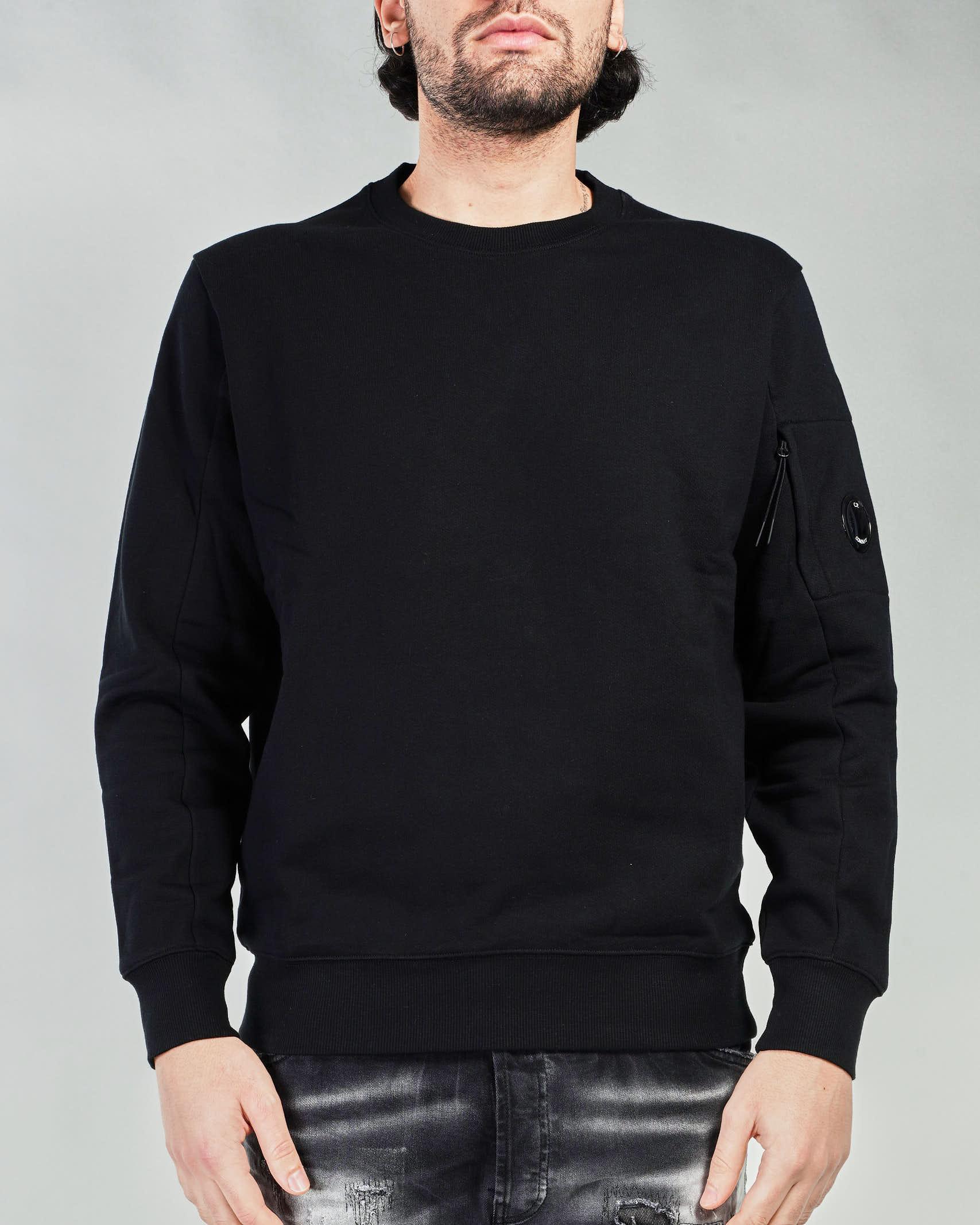 Felpa Diagonal Raised Fleece C.P. Company C.P. COMPANY   Felpa   10CMSS045A005086W999