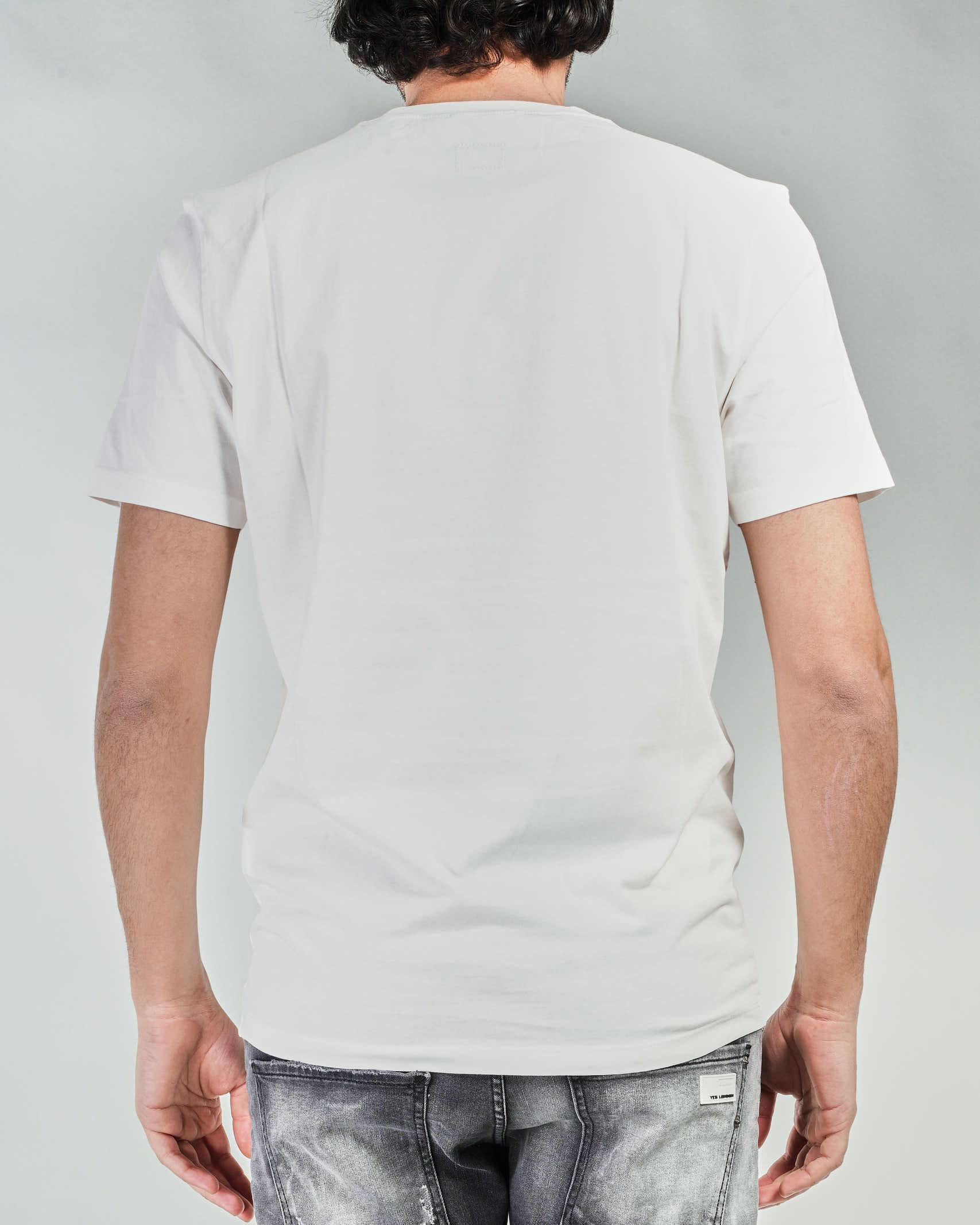 T-shirt Metropolis Series Jersey 30/1 Logo Badge C.P. Company C.P. COMPANY | T-shirt | 10CMTS065A005100W103