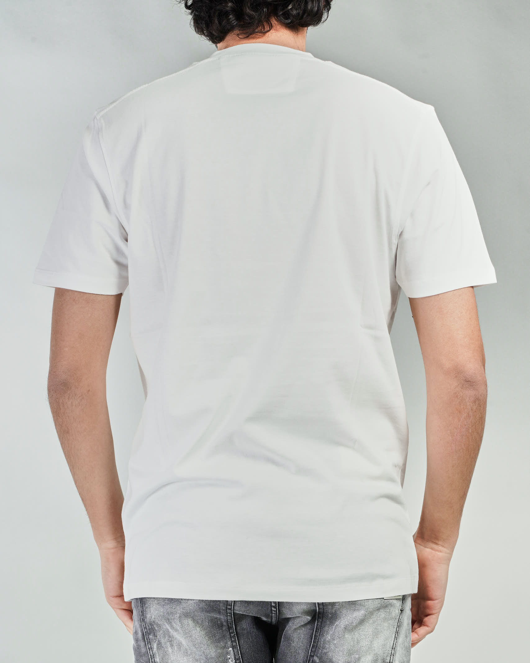 T-shirt 30/1 Jersey Classic Logo C.P. Company C.P. COMPANY | T-shirt | 10CMTS213A006011W103