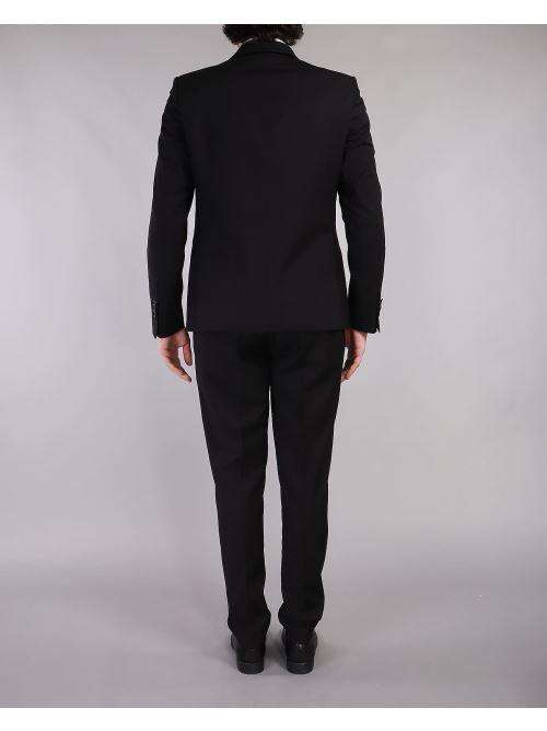 Pantalone slim fit Daniele Alessandrini DANIELE ALESSANDRINI   Pantalone   P2814N96041