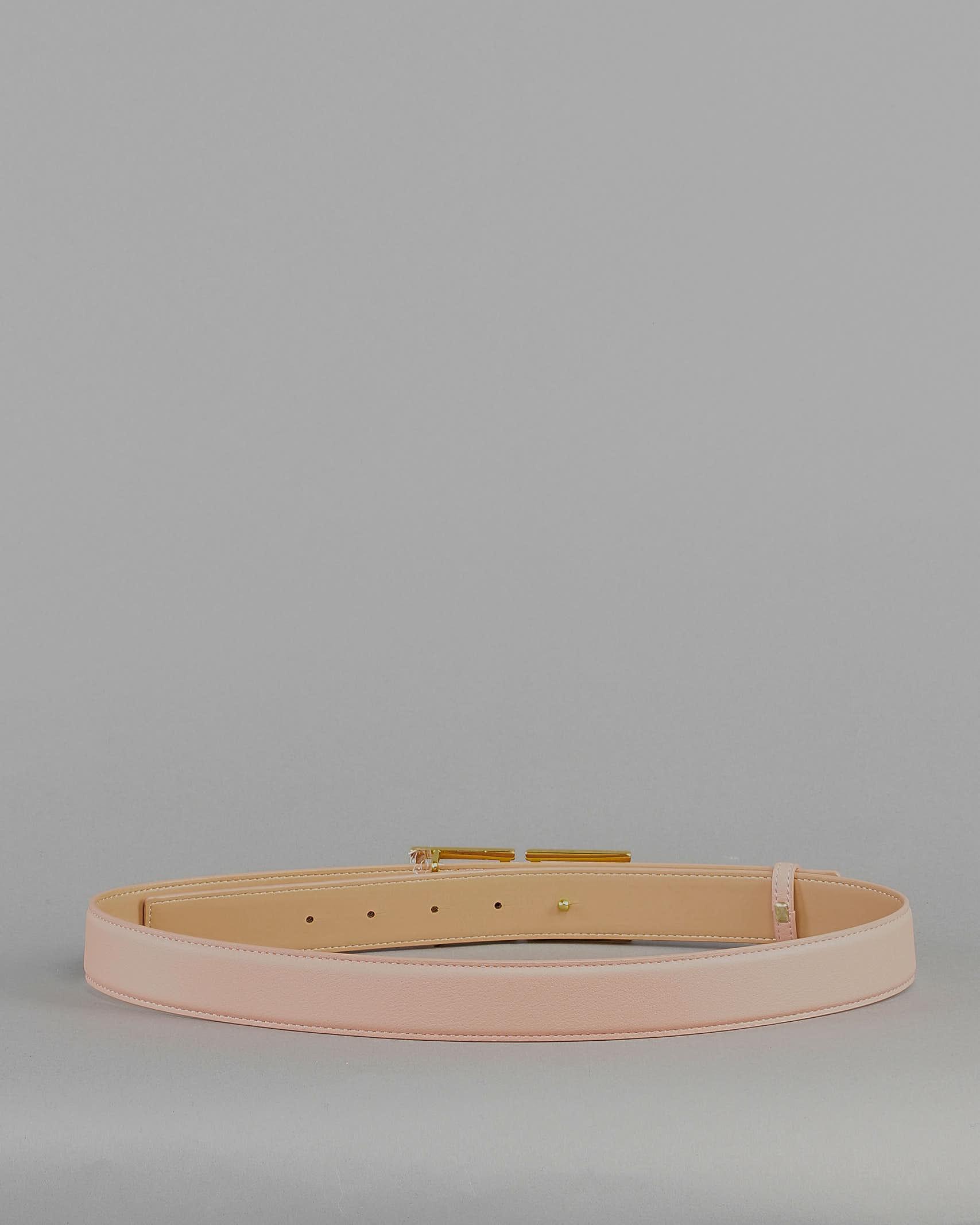 Cintura con logo Elisabetta Franchi ELISABETTA FRANCHI | Cintura | CT01S11E2W71