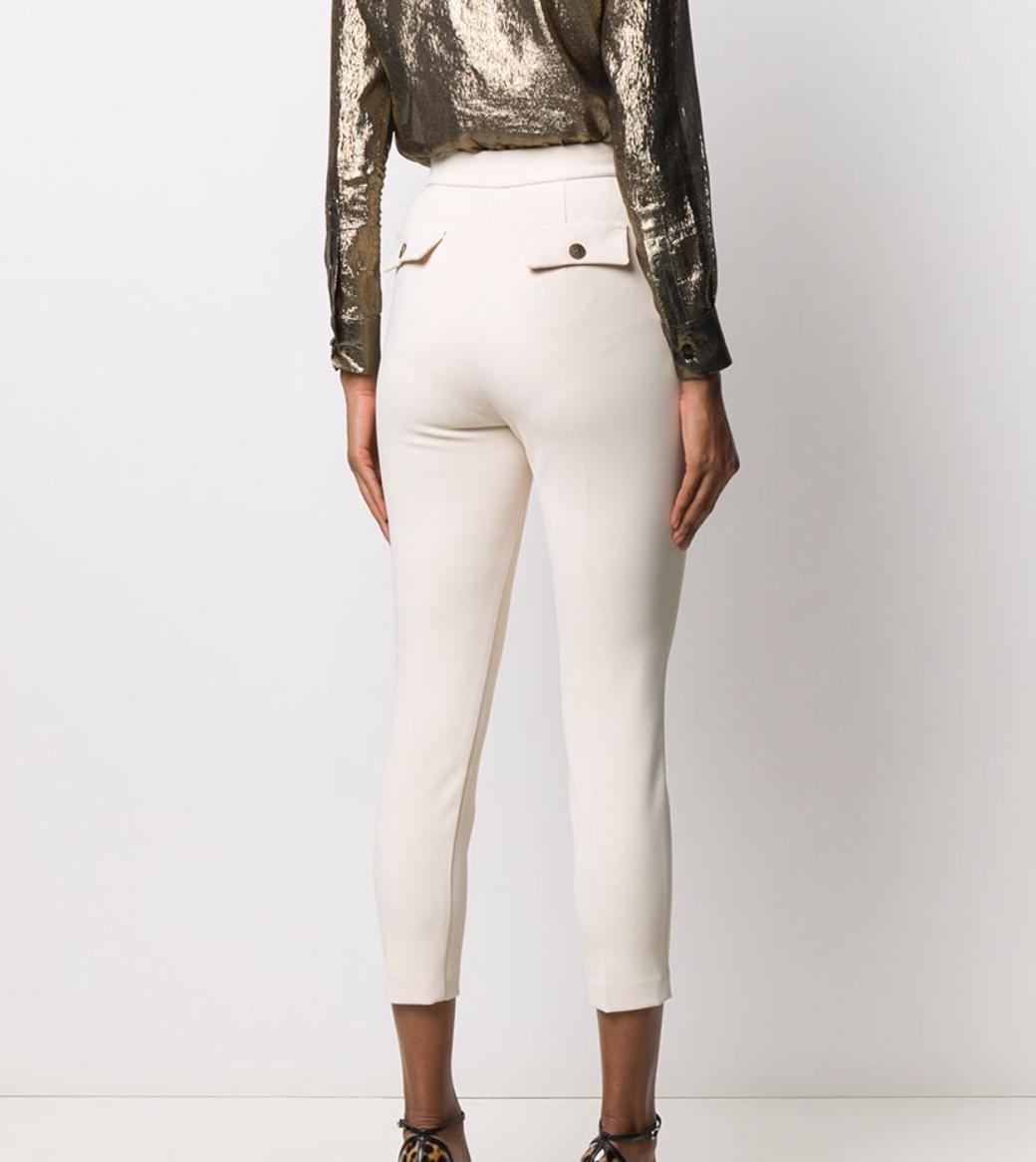 Pantalone skinny a sigaretta Elisabetta Franchi ELISABETTA FRANCHI | Pantalone | PA34306E2193
