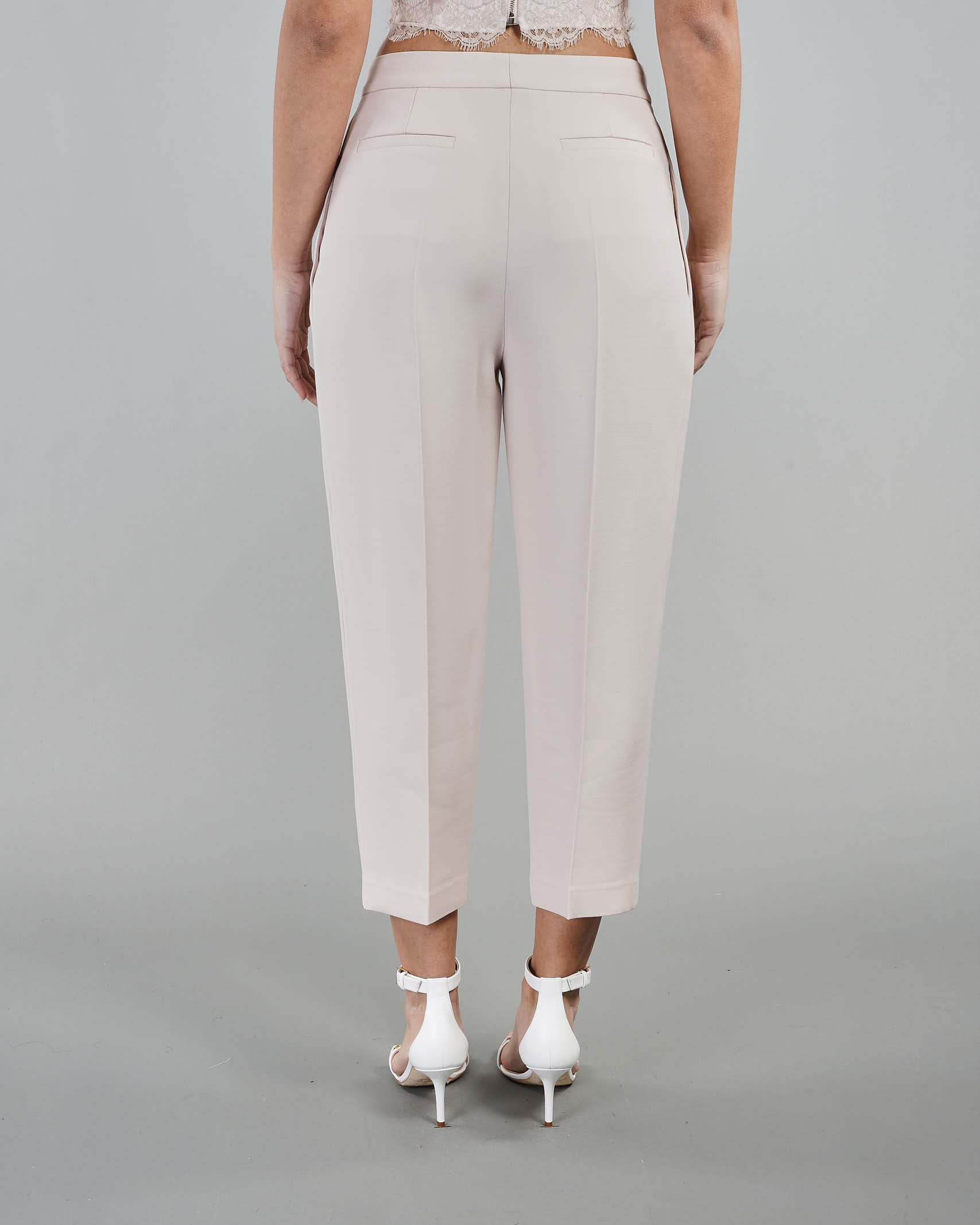Pantalone a sigaretta Elisabetta Franchi ELISABETTA FRANCHI | Pantalone | PA37111E2686
