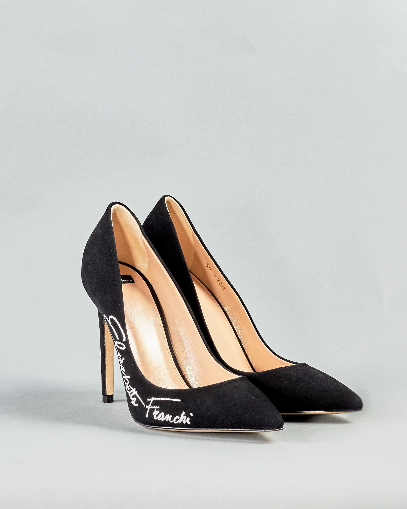 Decolleté firma Elisabetta Franchi ELISABETTA FRANCHI   Scarpa con tacco   SA45F11E2685