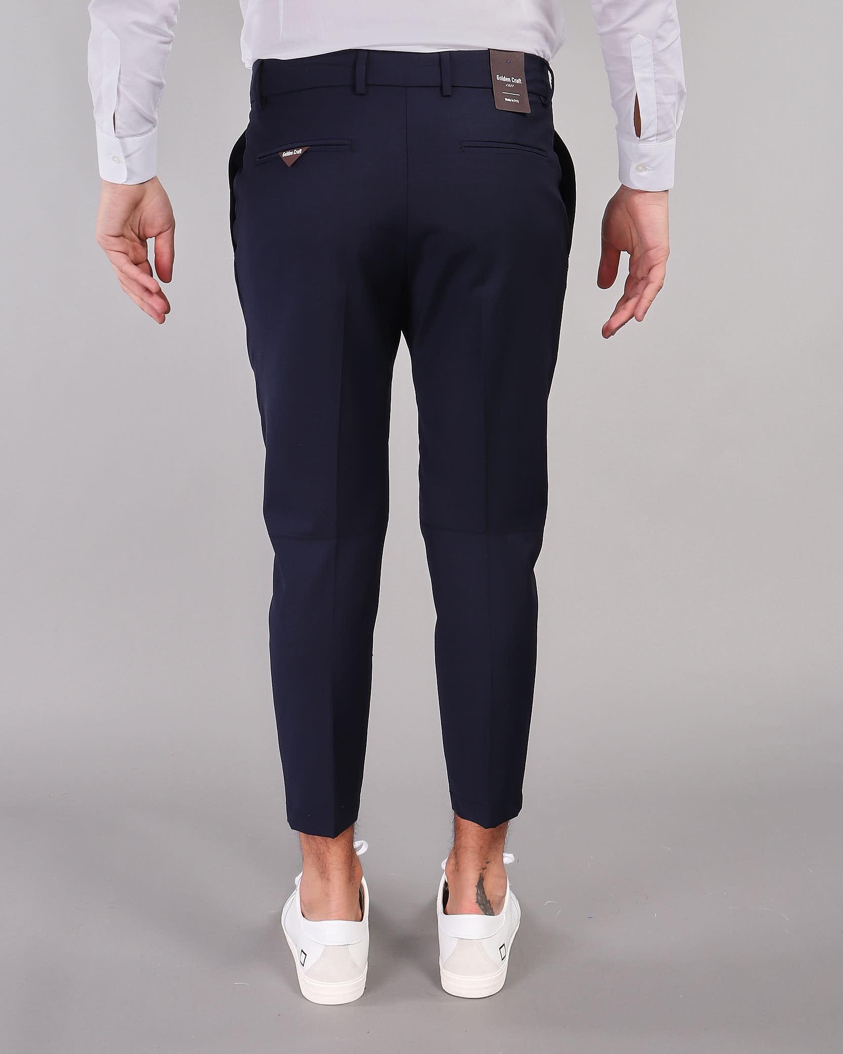 Pantalone capri Golden Craft GOLDEN CRAFT | Pantalone | GC1PSS215890E044