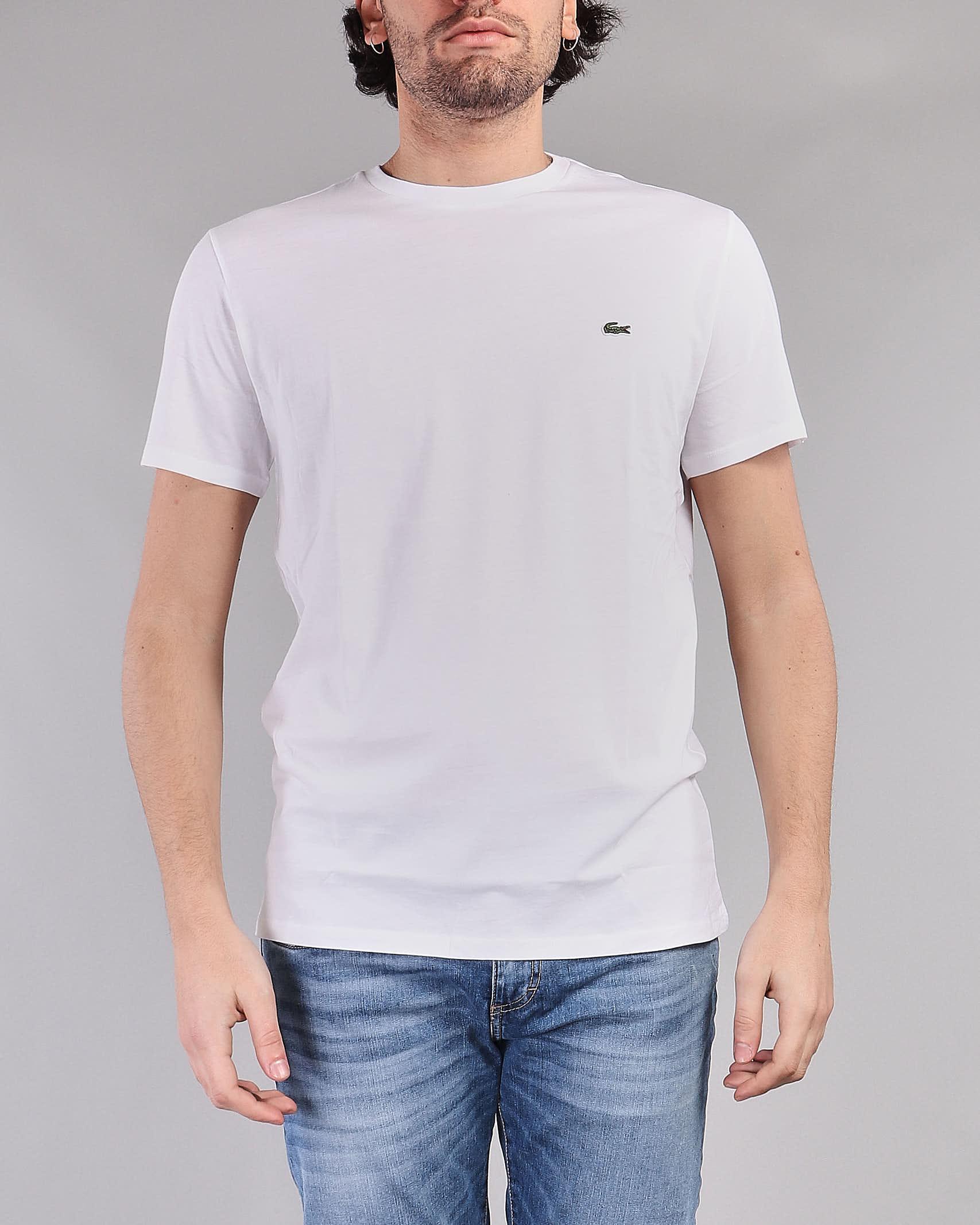 T-shirt in jersey di cotone Pima Lacoste LACOSTE | T-shirt | TH6709001