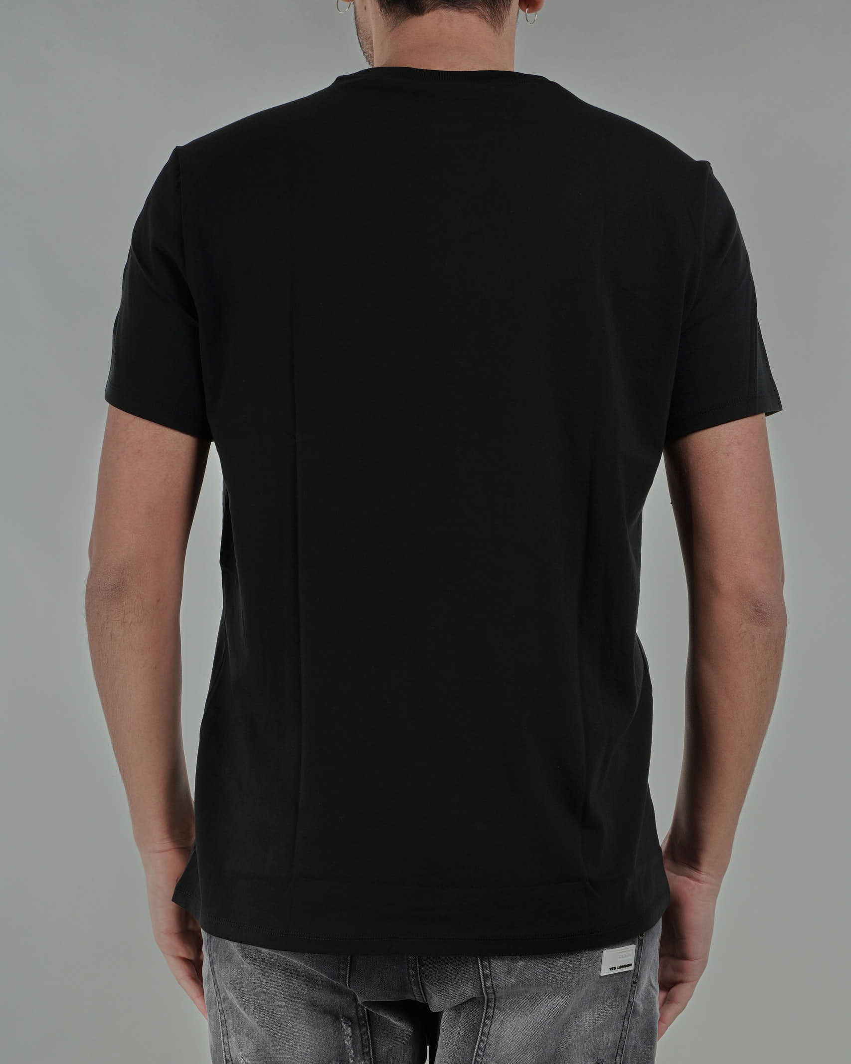 T-shirt in jersey di cotone Pima Lacoste LACOSTE   T-shirt   TH6709031
