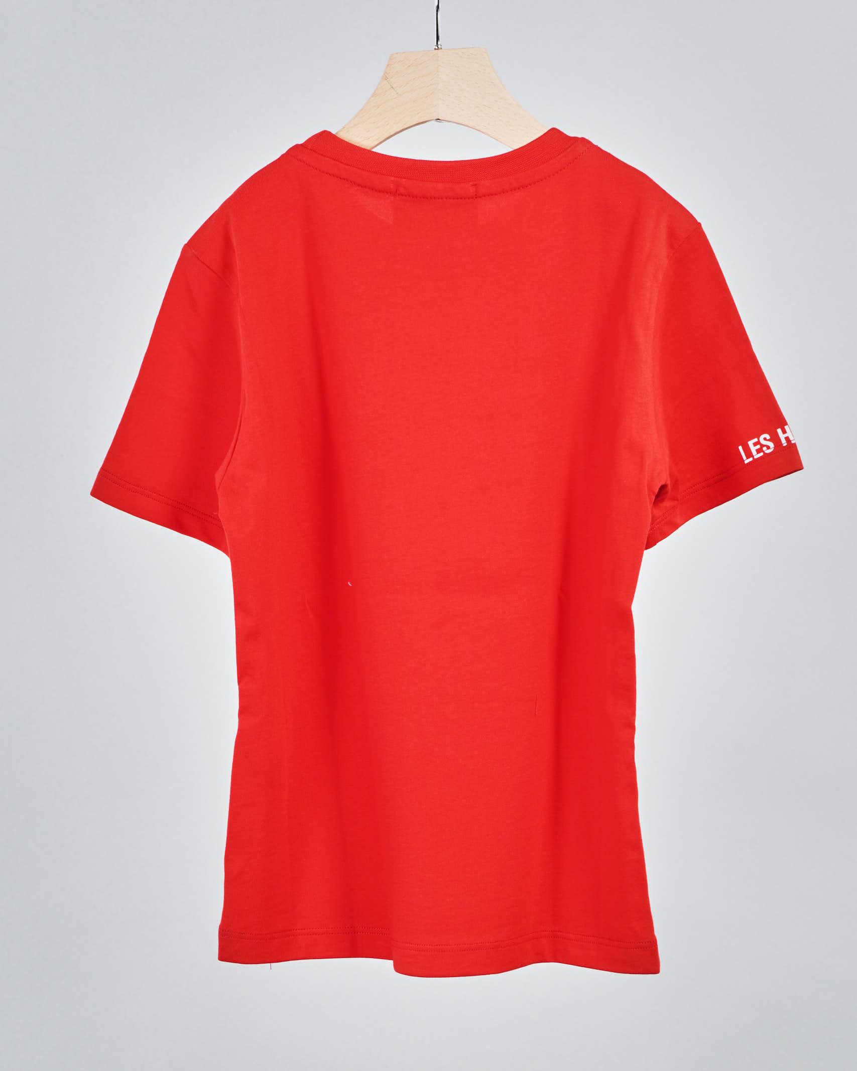 T-shirt con stampa Les Hommes Kids LES HOMMES KIDS   T-shirt   TSLH2102300