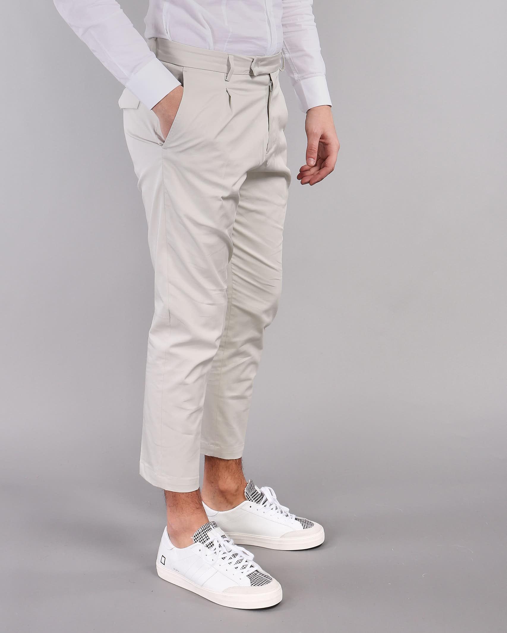 Pantalone in cotone con pences MC Low Brand LOW BRAND | Pantalone | L1PSS215693A031