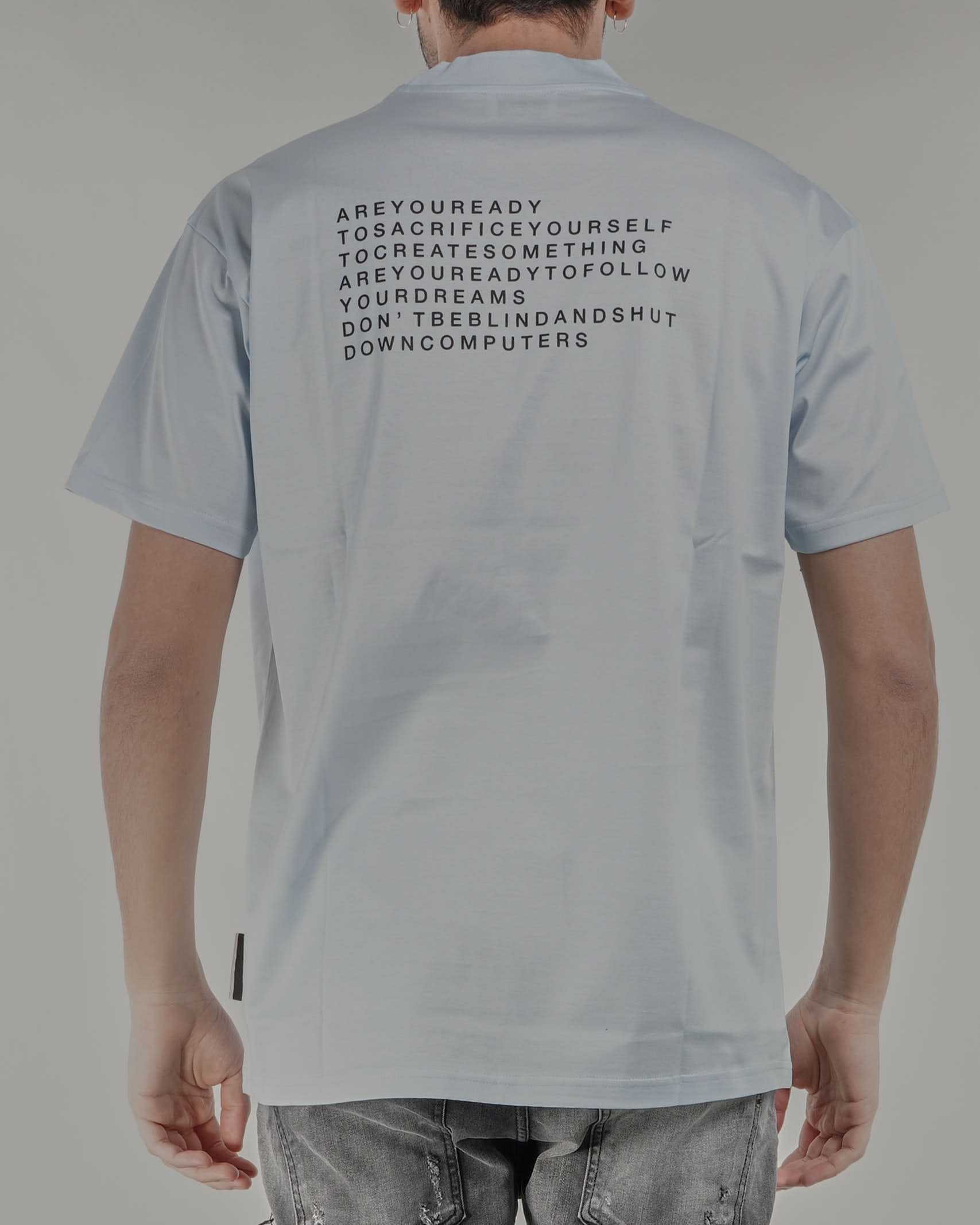 T-shirt con stampa Low Brand LOW BRAND | T-shirt | L1TSS215676E056