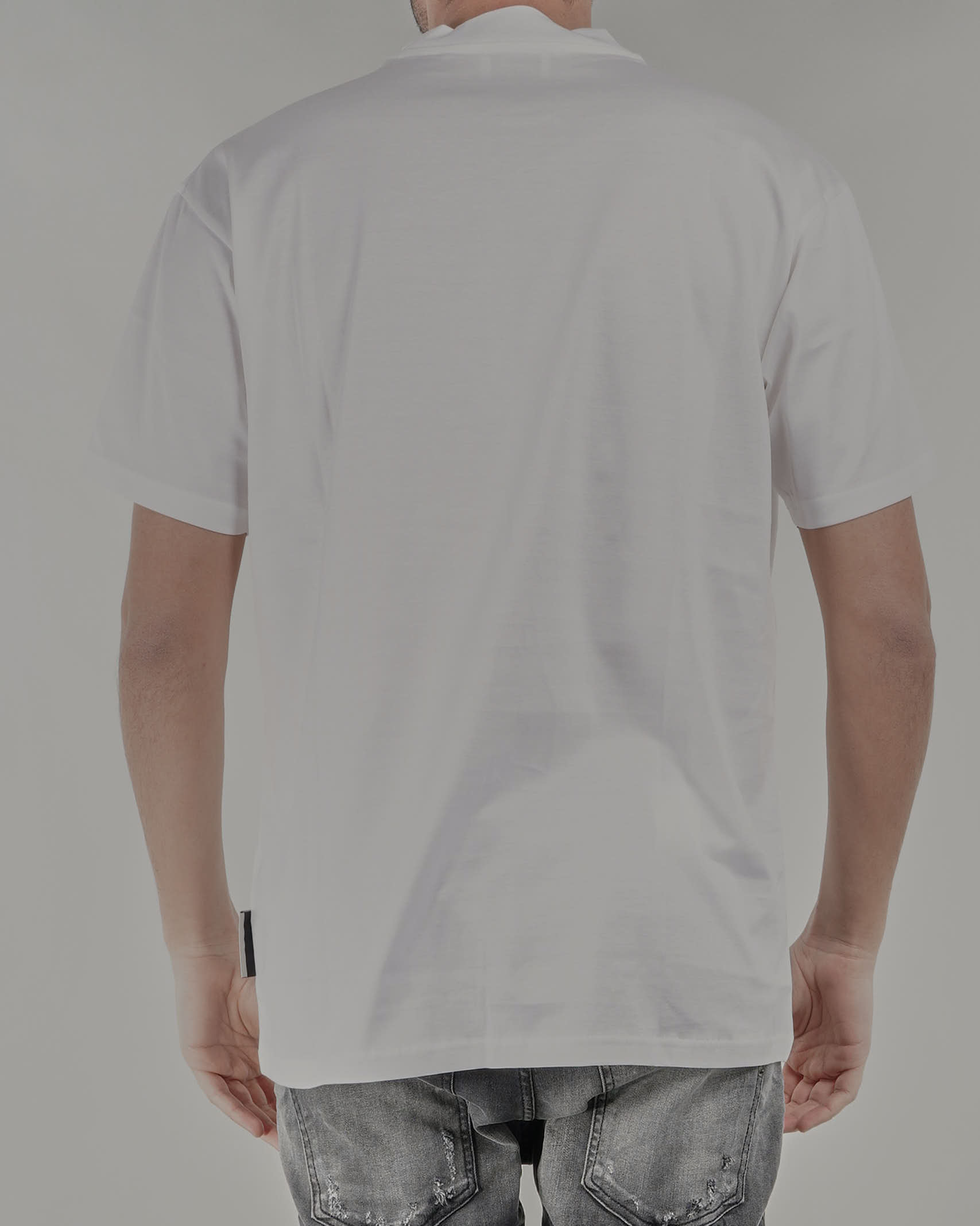 T-shirt in cotone con stampa Low Brand LOW BRAND   T-shirt   L1TSS215678A001
