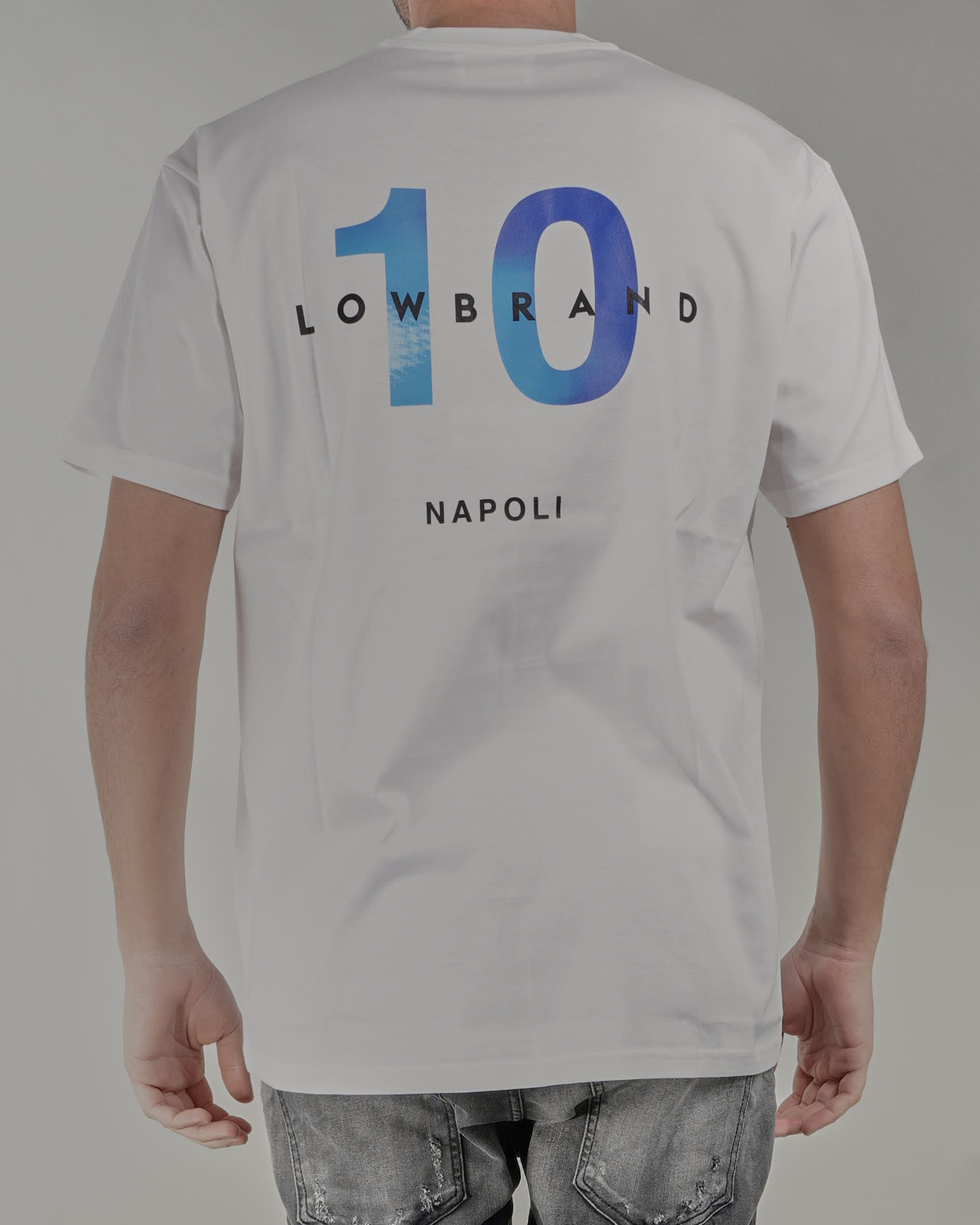 T-shirt con stampa 10 Low brand LOW BRAND   T-shirt   L1TSS215689A001