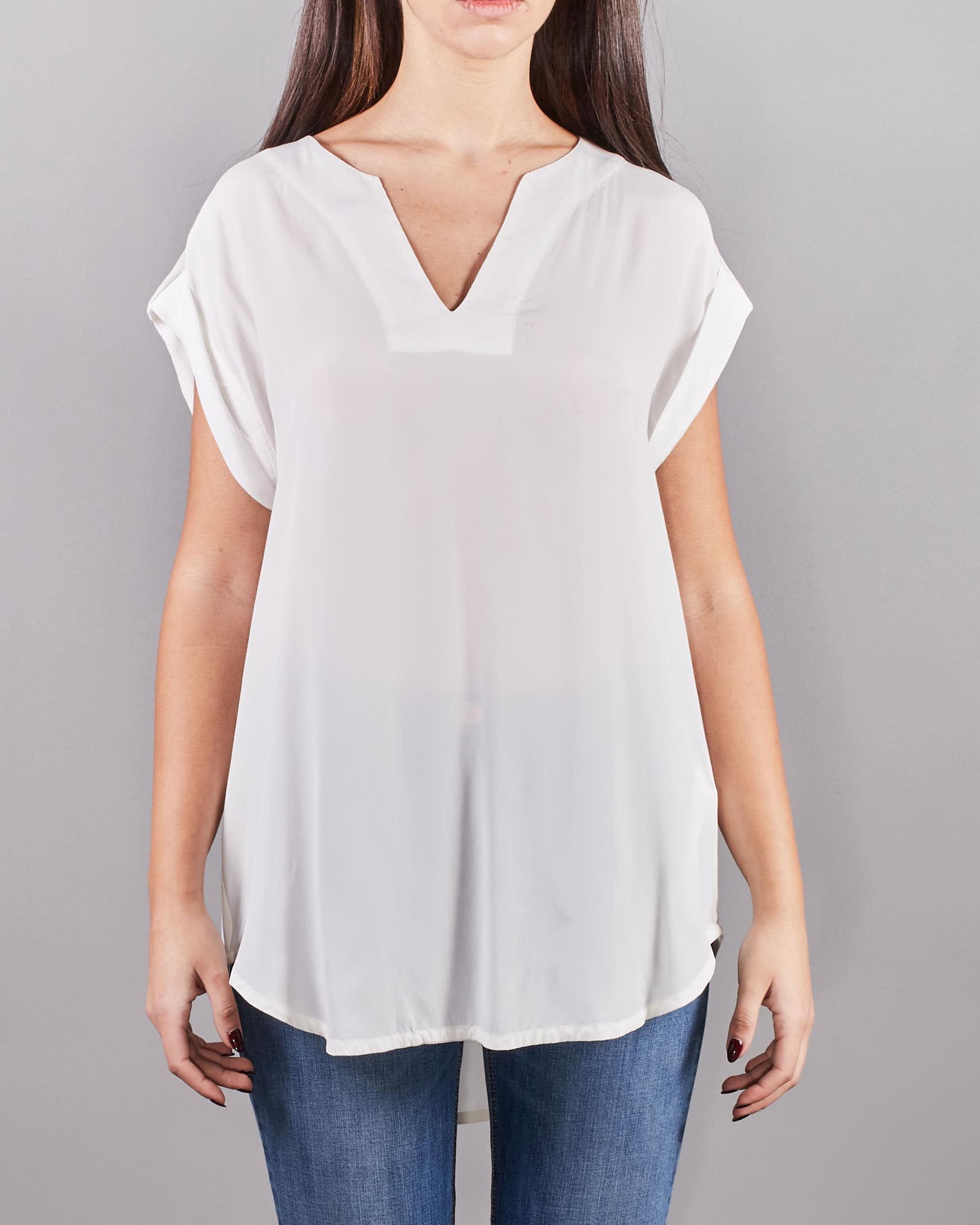 Blusa senza maniche Manila Grace MANILA GRACE | Camicia | C193VCMA043