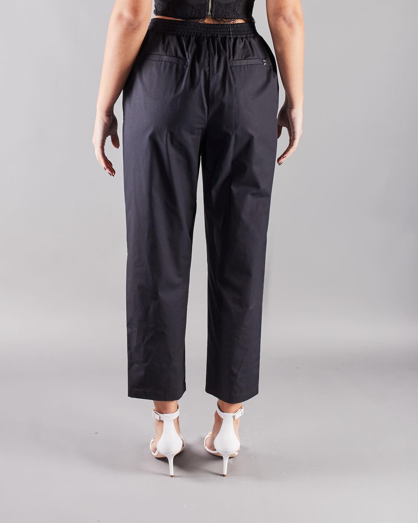 Pantalone con elastico Manila Grace MANILA GRACE | Pantalone | P008CUMA001
