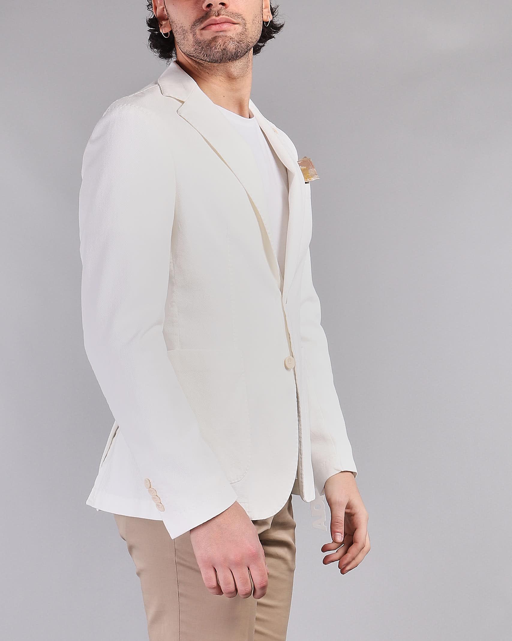 Giacca in cotone Manuel Ritz MANUEL RITZ   Giacca   3032G2728T2130082