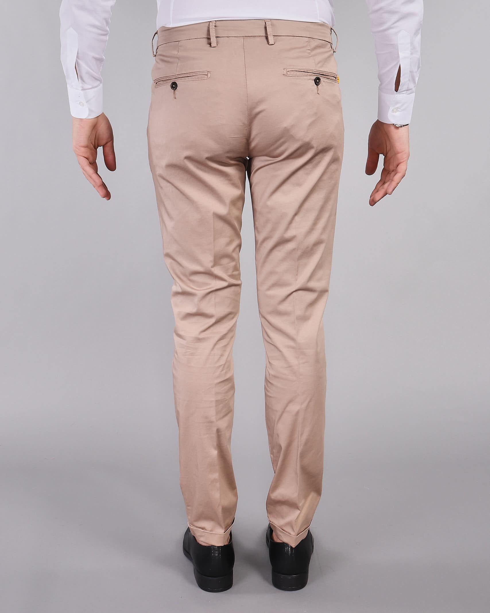 Pantalone con pences Manuel Ritz MANUEL RITZ | Pantalone | 3032P1428T21328222