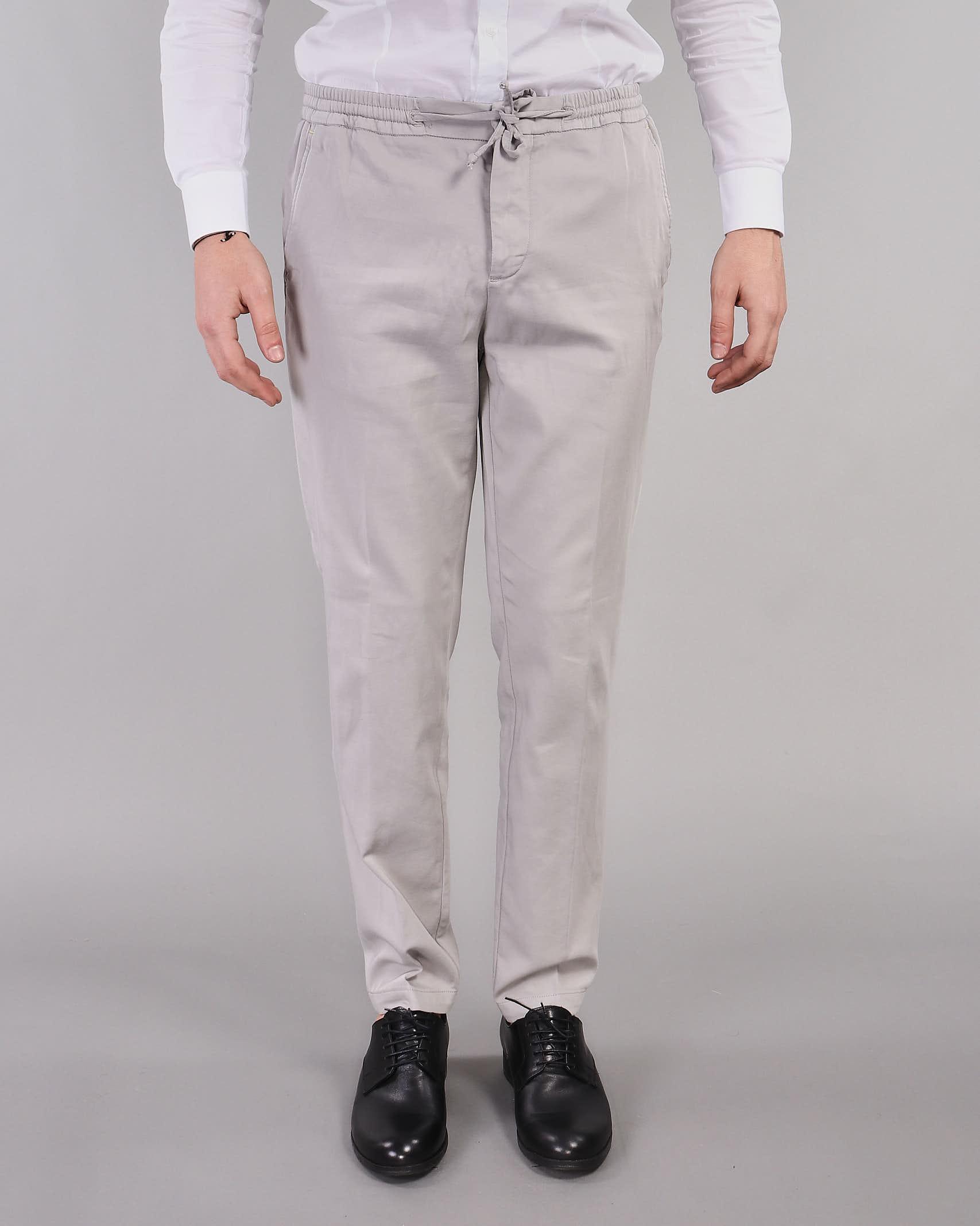 Pantalone con elastico in vita Manuel Ritz MANUEL RITZ   Pantalone   3032P1688T21300693