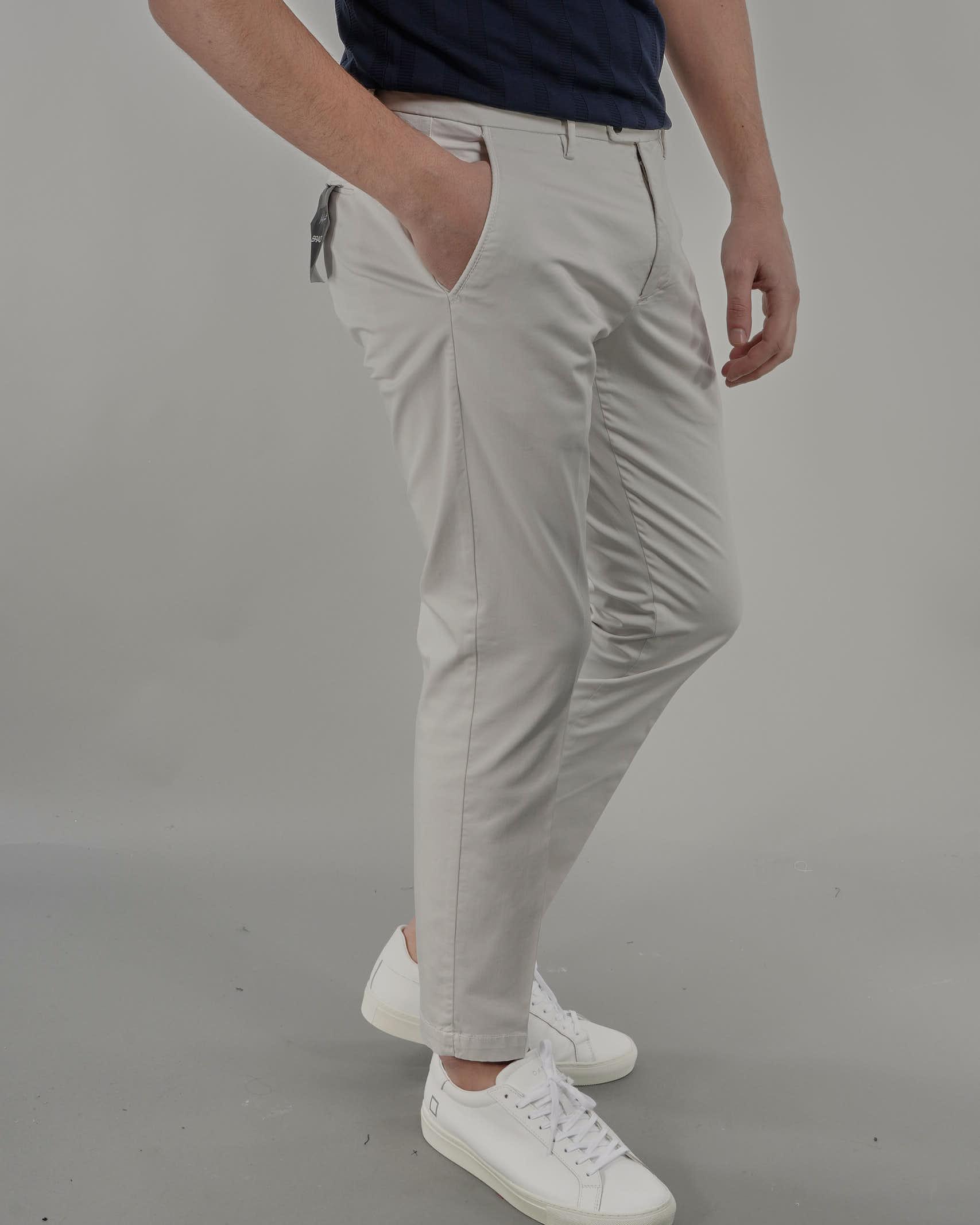 Pantalone in cotone Michael Coal MICHAEL COAL | Pantalone | BRAMDS2564PANNA