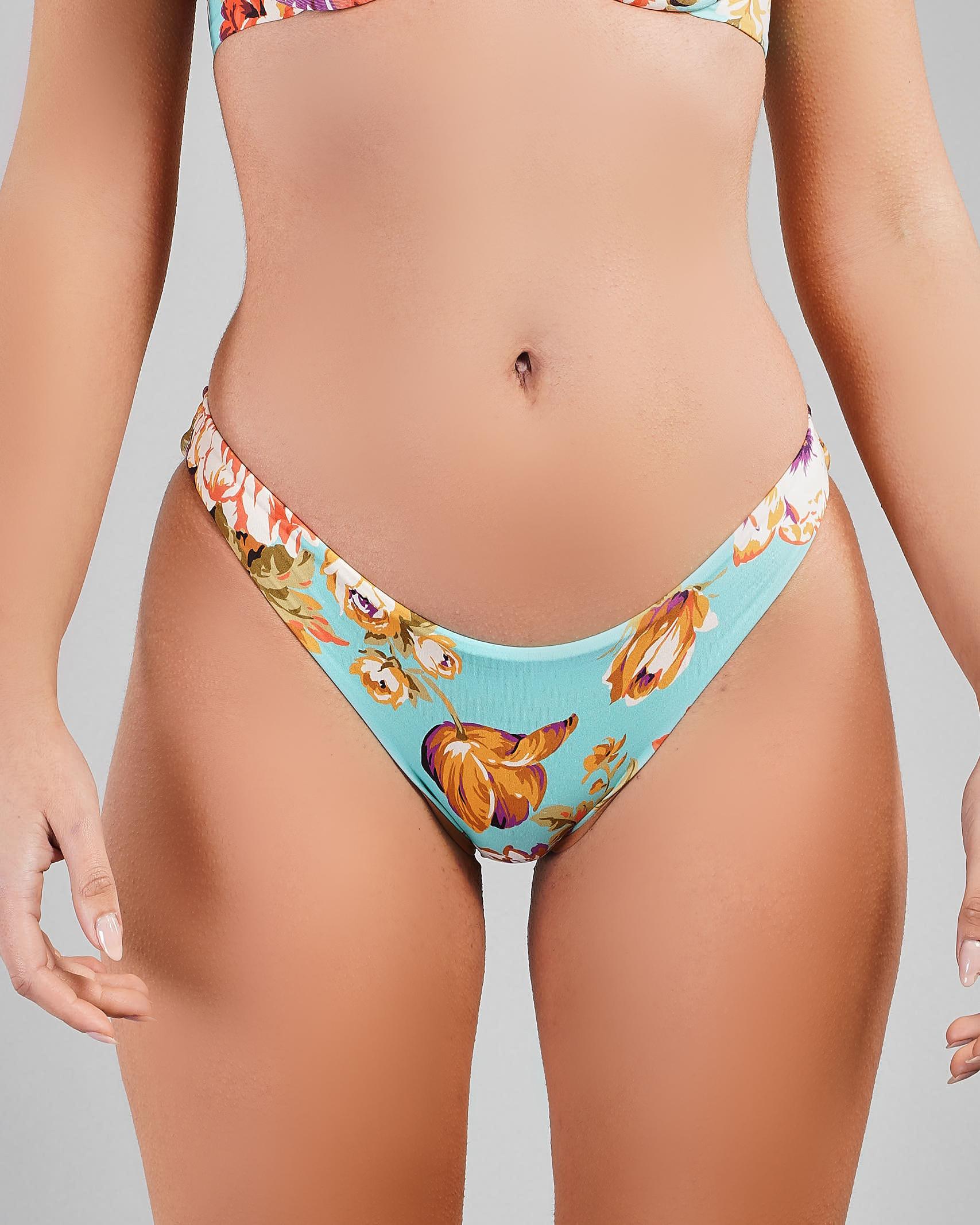 Costume slip regular a fantasia fisso Miss Bikini MISS BIKINI   Costume   V1120BFIVE