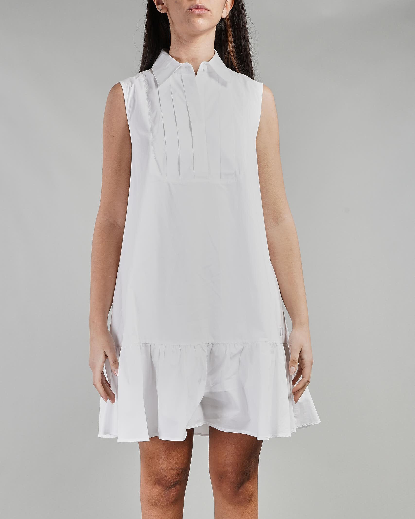 Abito corto a camicia in cotone Nenette NENETTE   Abito   ANITA1