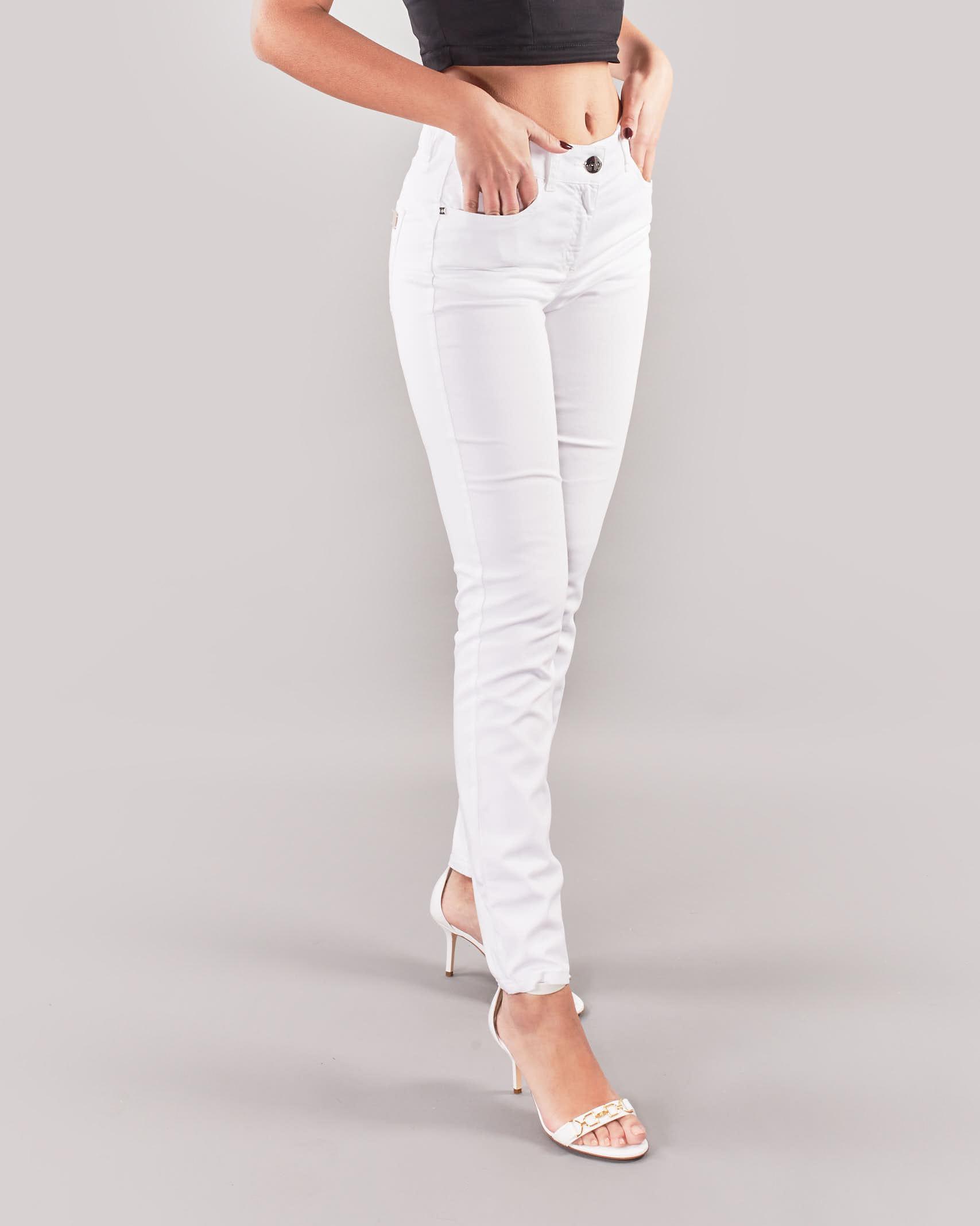 Jeans in denim Nenette NENETTE | Jeans | SIMPOSIO7