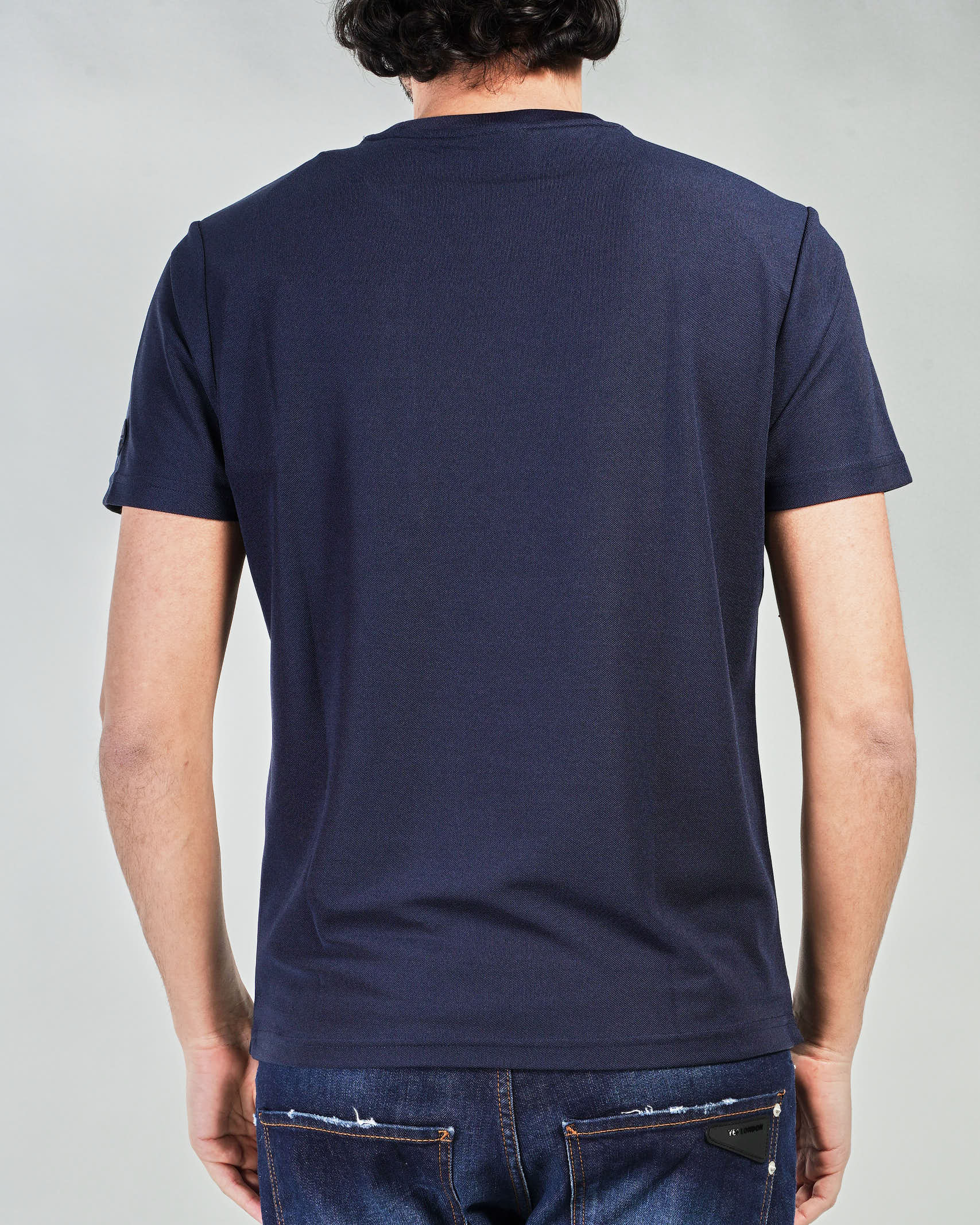 T-shirt con logo a contrasto North Sails X Prada NORTH SAILS X PRADA | T-shirt | 452309802