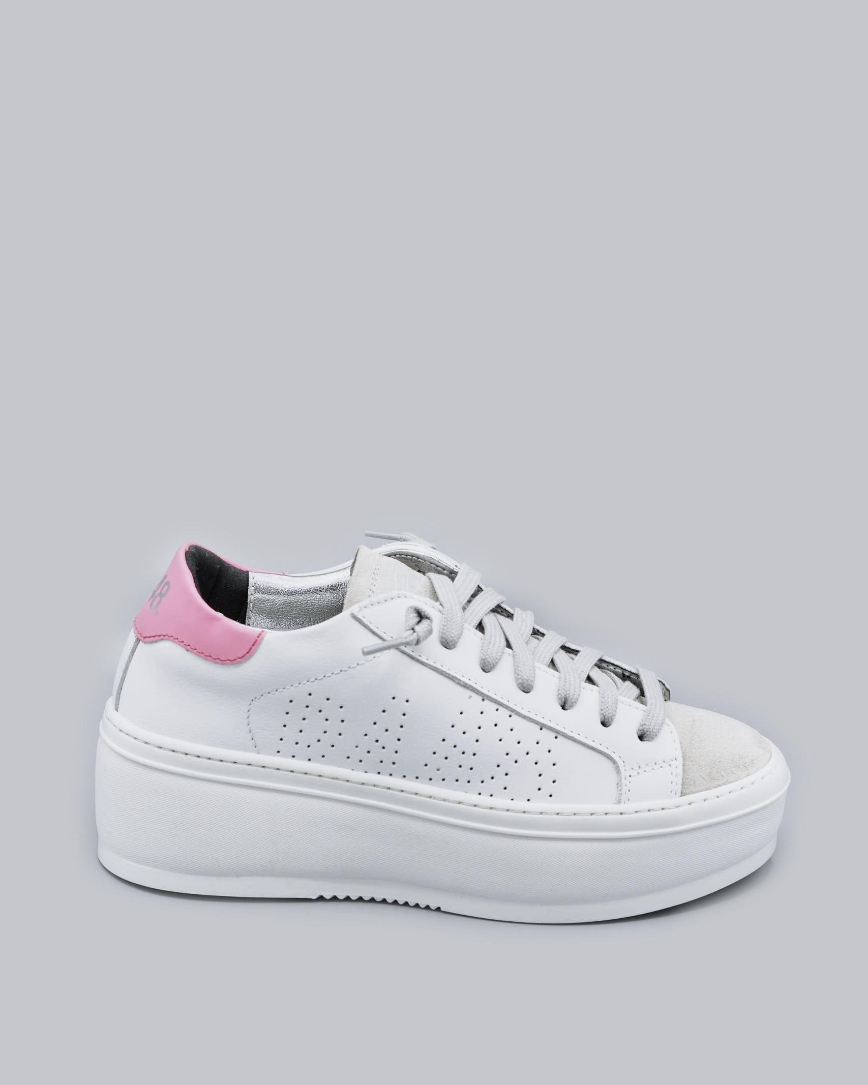Sneaker con gomma alta P448 P448 | Sneakers | BLOUISEBIANCO