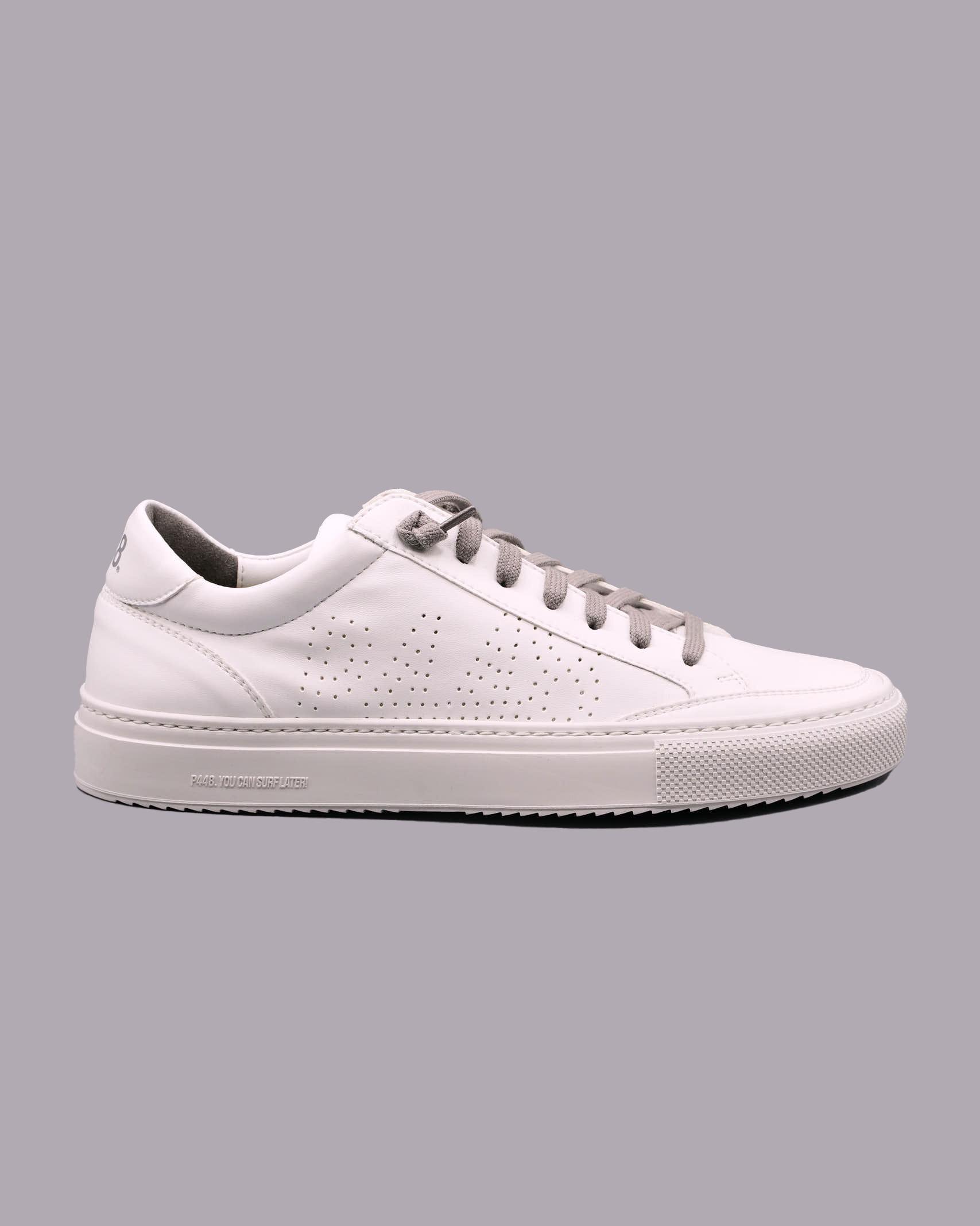 Sneaker total white P448 P448 | Sneakers | BSOHOWHI