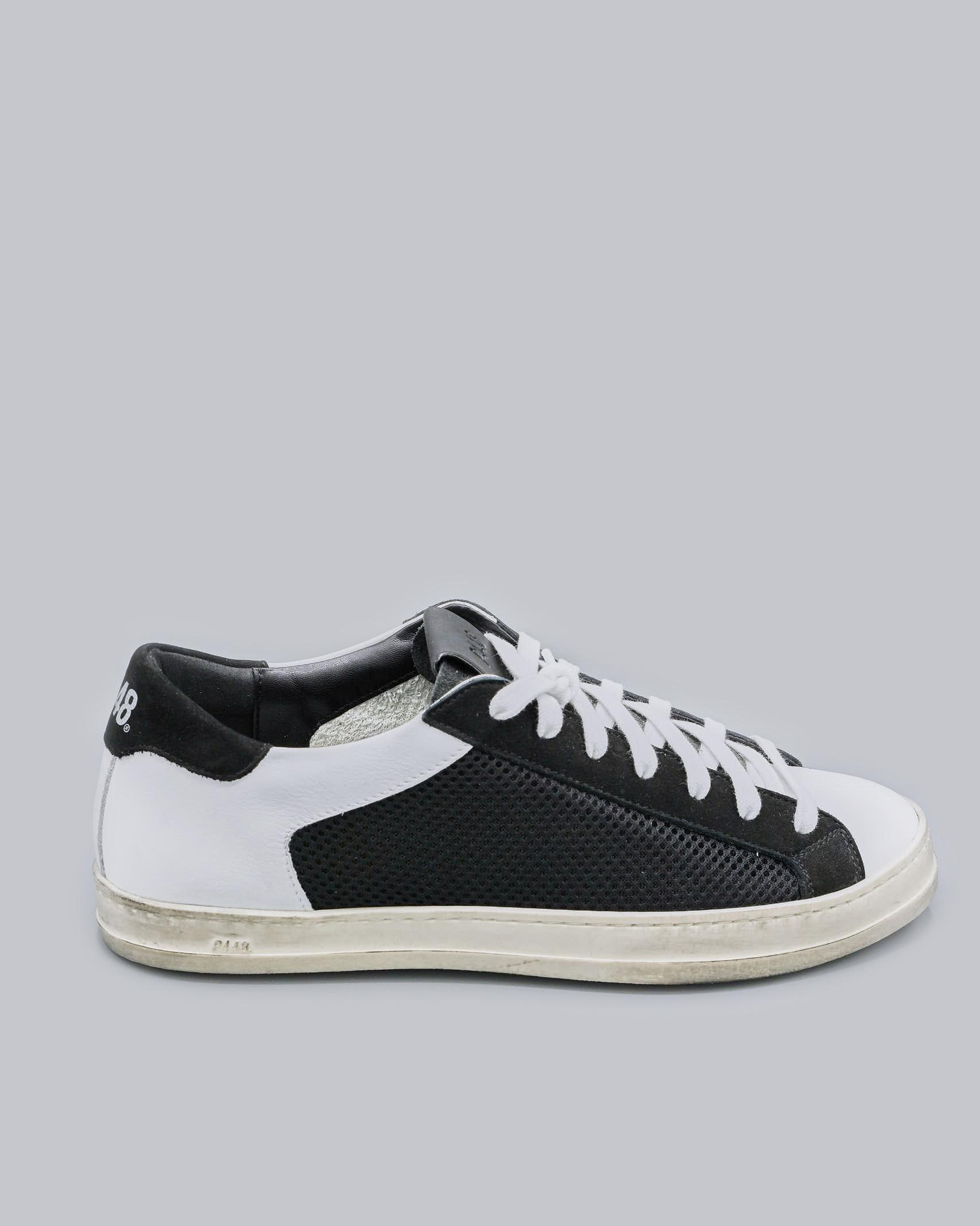 Sneakers Low-Top John P448 P448   Sneakers   JOHN-MW-B