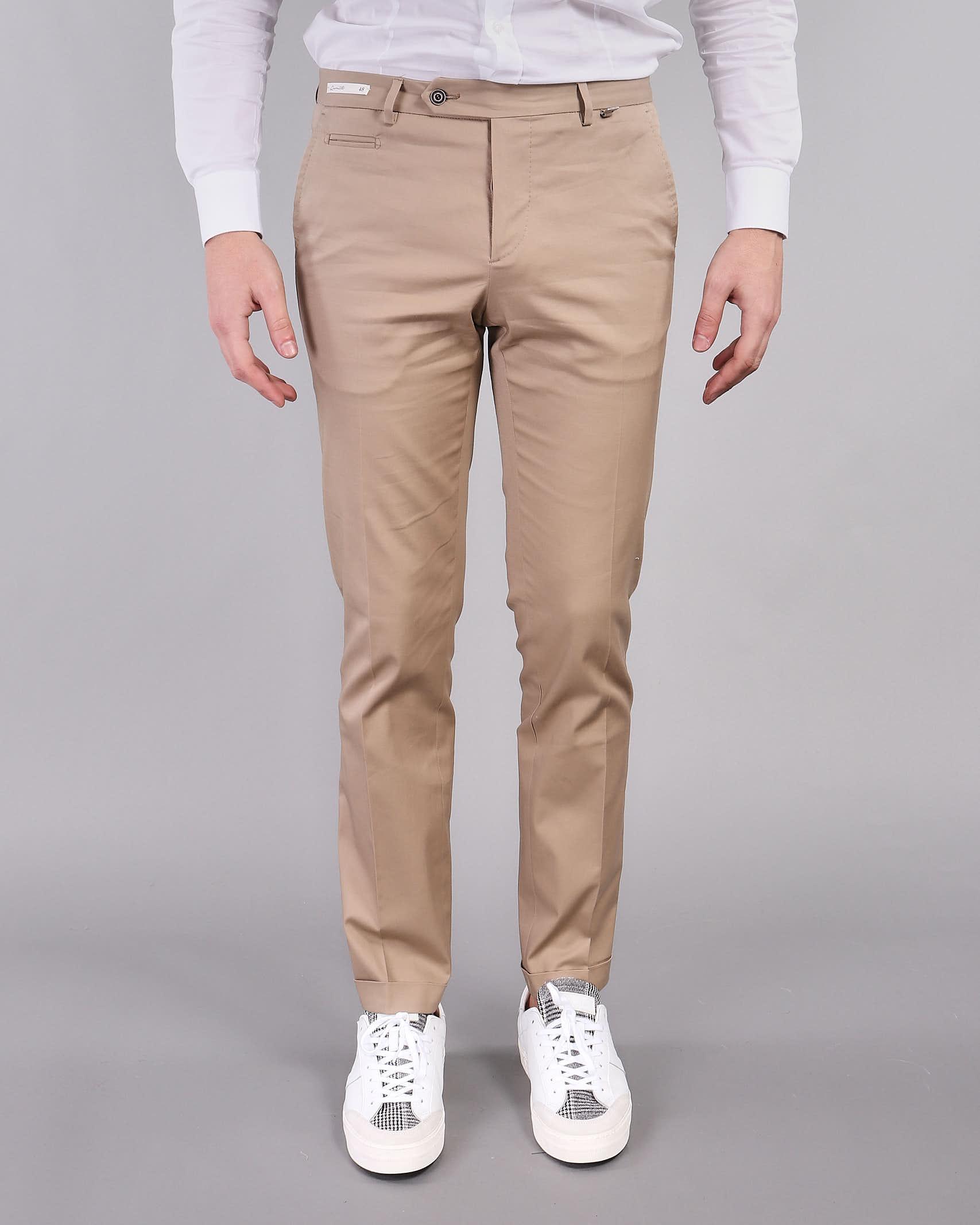 Pantalone tasca america Paoloni PAOLONI | Pantalone | 3012P102G21000222