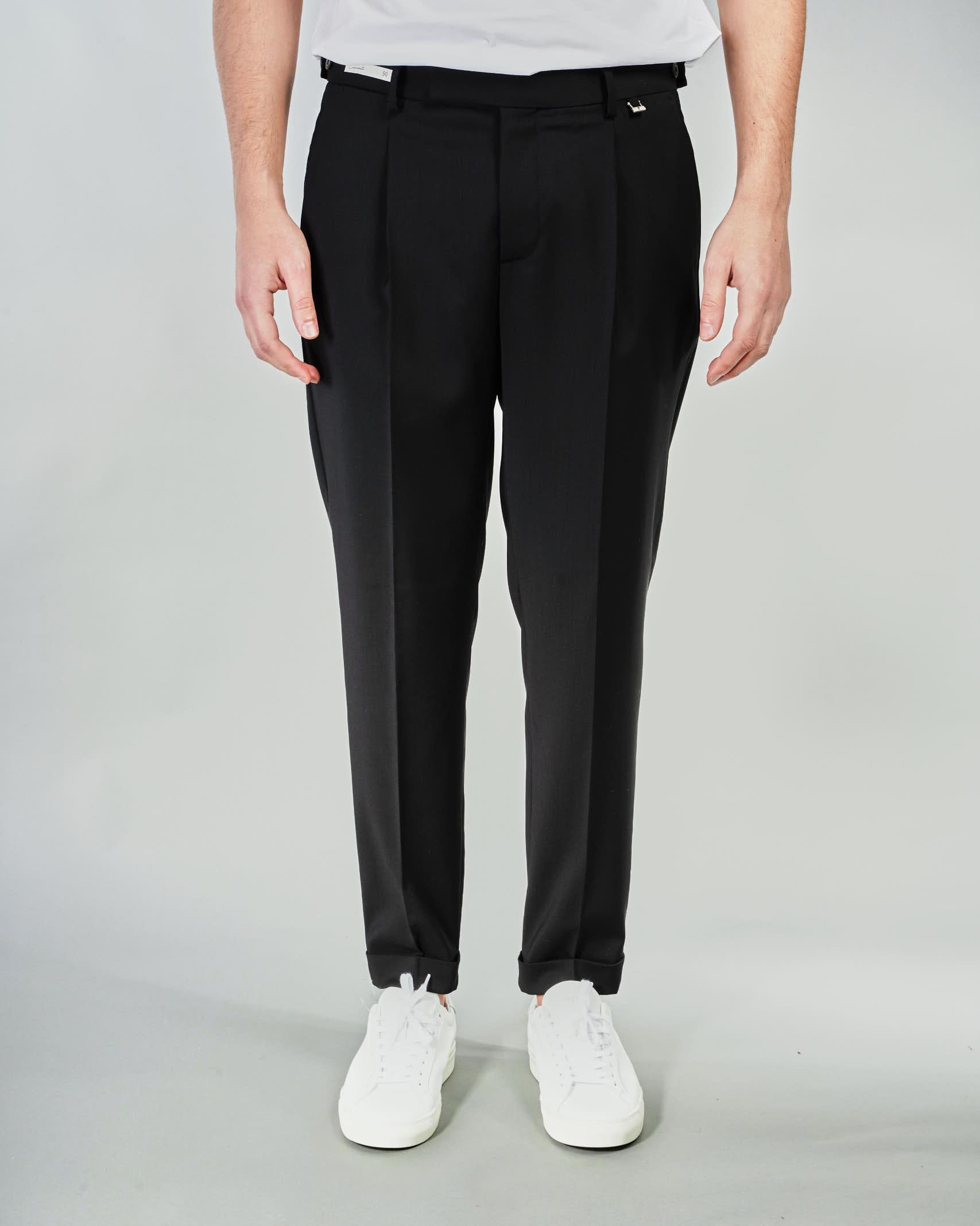 Pantalone con pences Paoloni PAOLONI   Pantalone   3012P11721000199