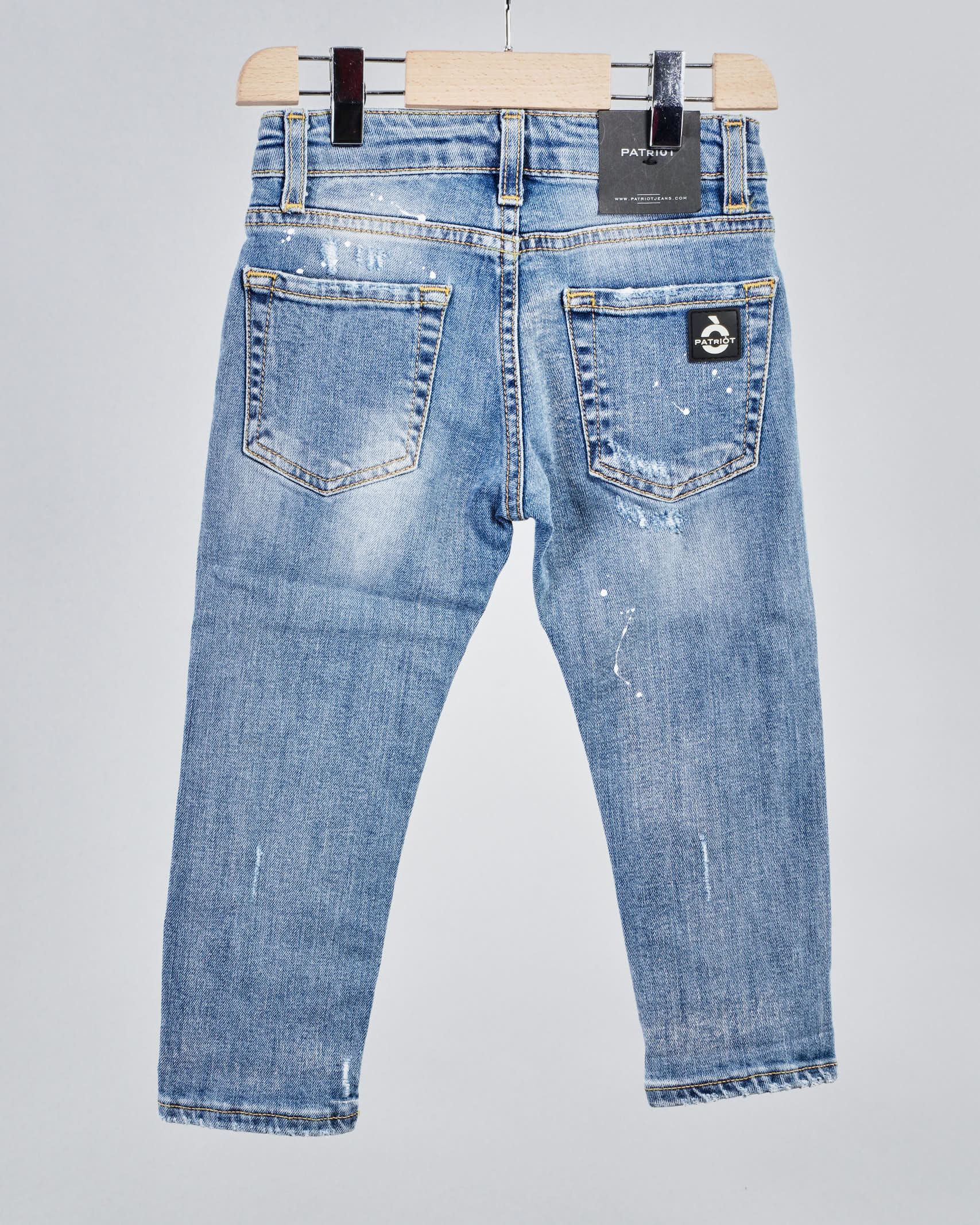 Jeans Patriot PATRIOT   Jeans   PB1068DENIM