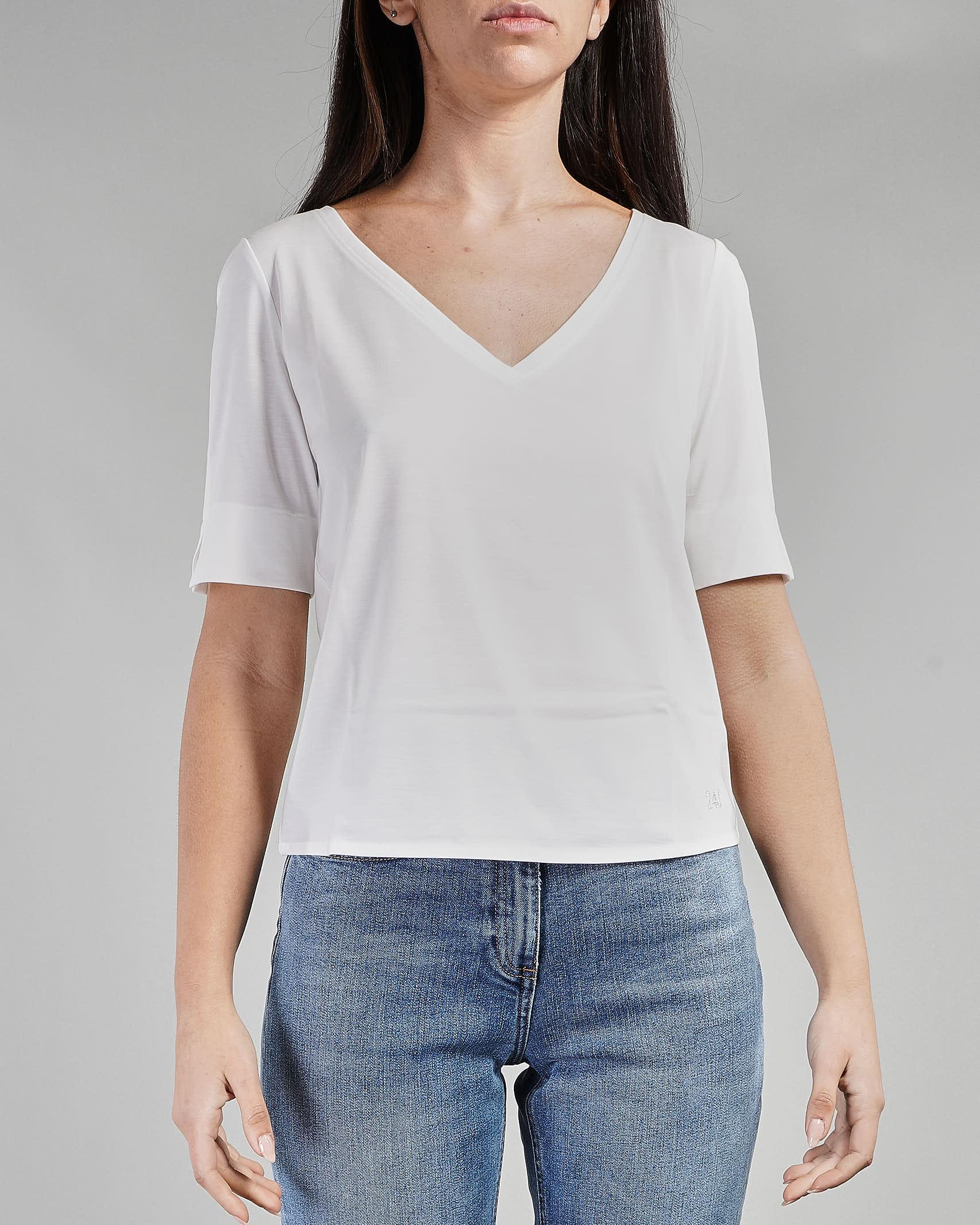 T-shirt in jersey fluido Penny Black PENNY BLACK | T-shirt | DUCATO4