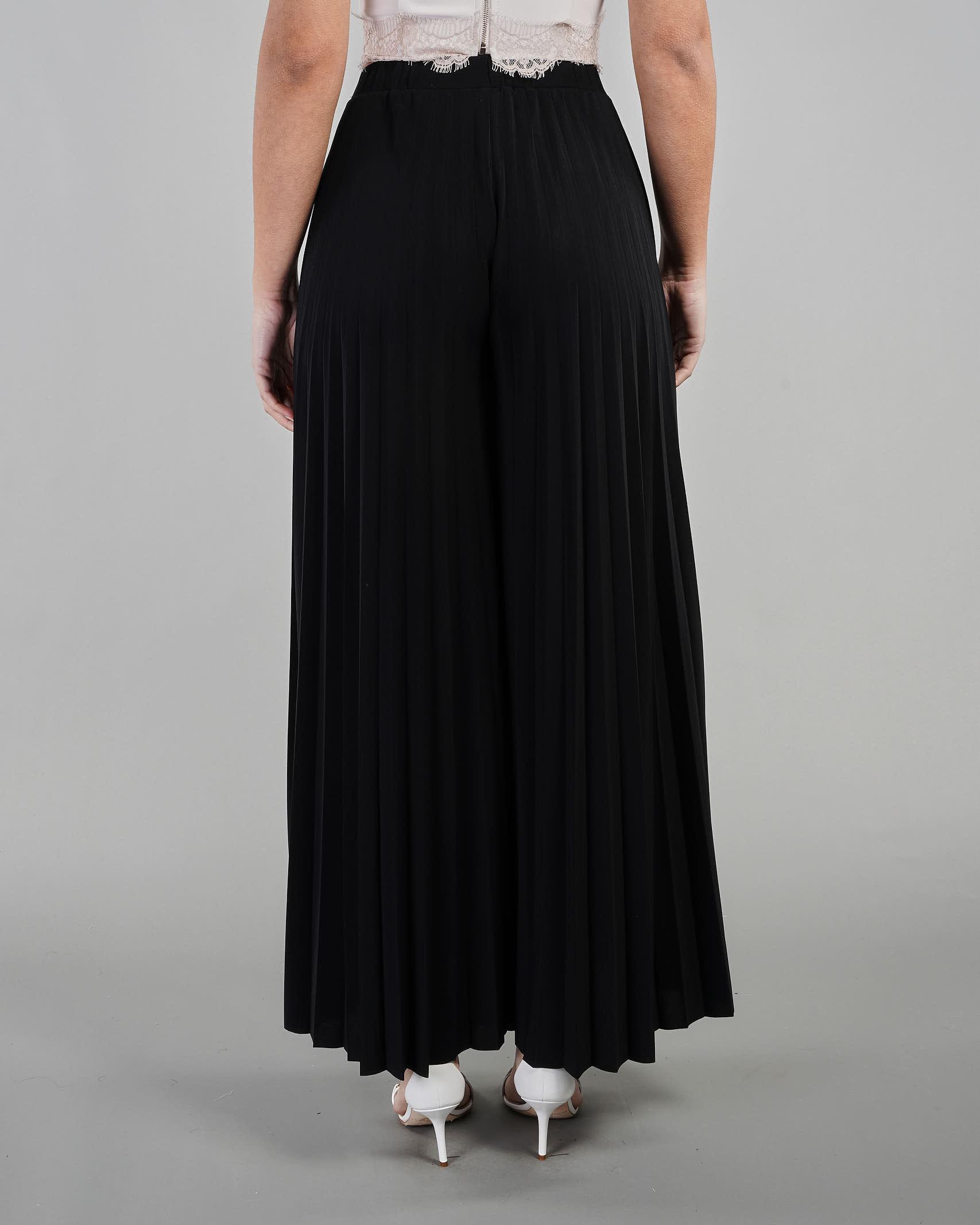 Gonna pantalone in jersey plissè Penny Black PENNY BLACK | Pantalone | NOCE4
