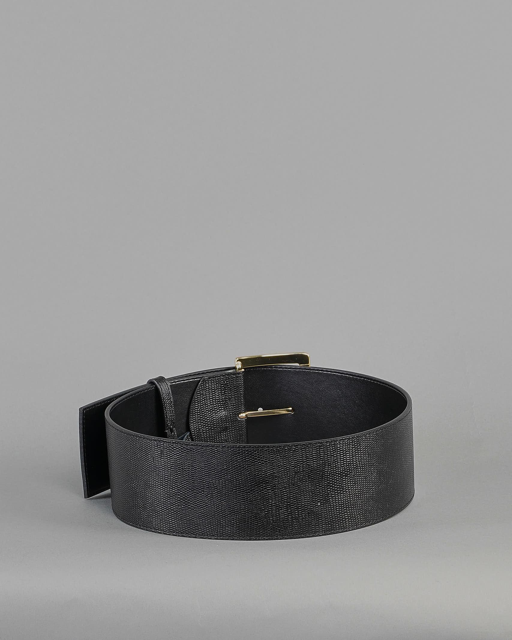 Cintura alta in pelle Penny Black PENNY BLACK | Cintura | ORIGANO4