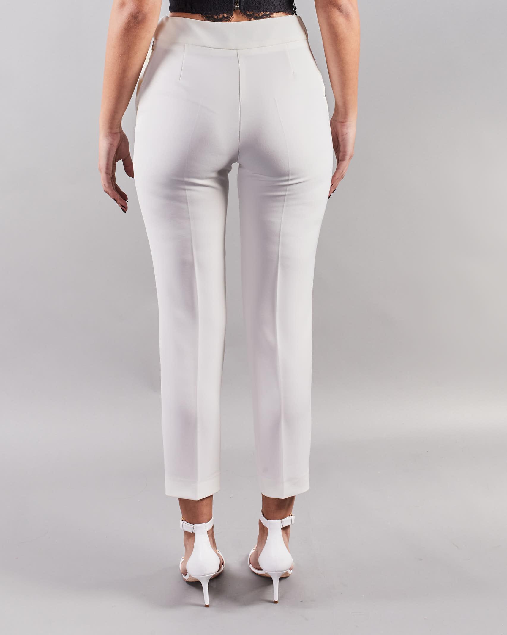 Pantalone con accessorio Simona Corsellini SIMONA CORSELLINI   Pantalone   PA02601TCRP0002359