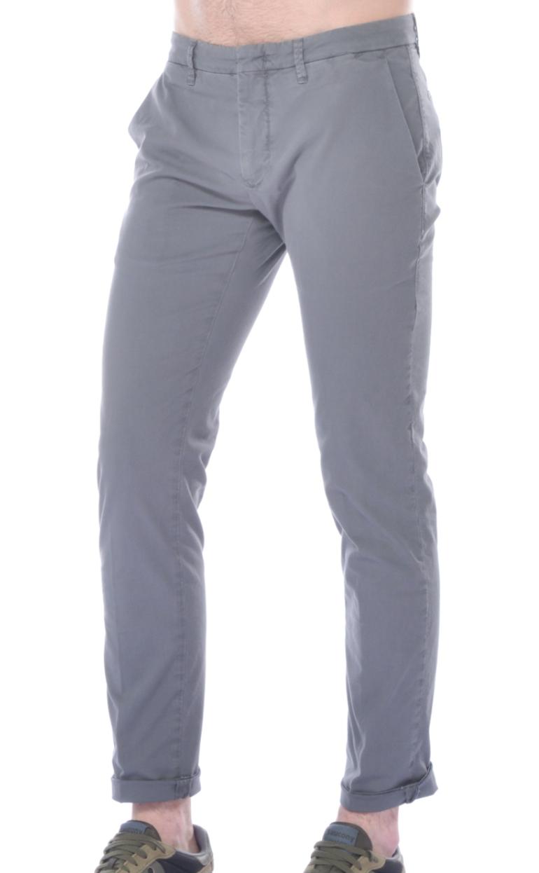 Pantalone Siviglia in cotone tasche a filo SIVIGLIA   Pantalone   B2E2S0148693